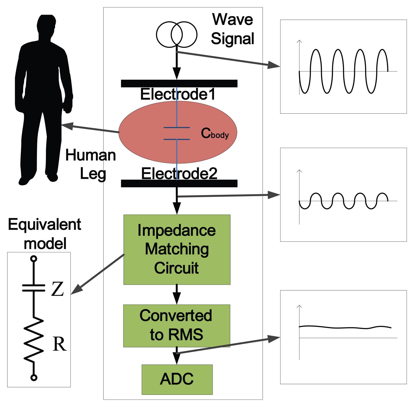 Sensors | Free Full-Text | Lower Limb Wearable Capacitive Sensing