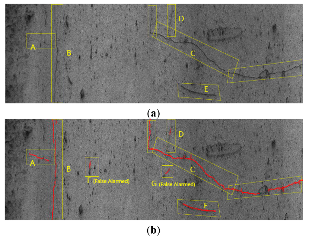 cracks detection using digital image processing Automated crack detection methods that use image pro- cessing have been  m  kontges et al [8] 2011, utilizes digital image pro- cessing to.