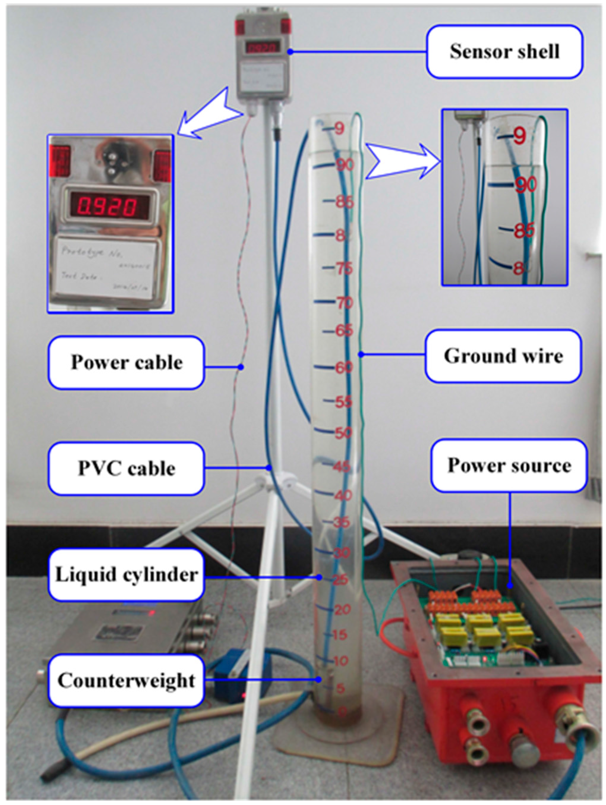 Sensors Free Full Text Design And Implementation Of An Liquid Level Switch Wiring Diagram No
