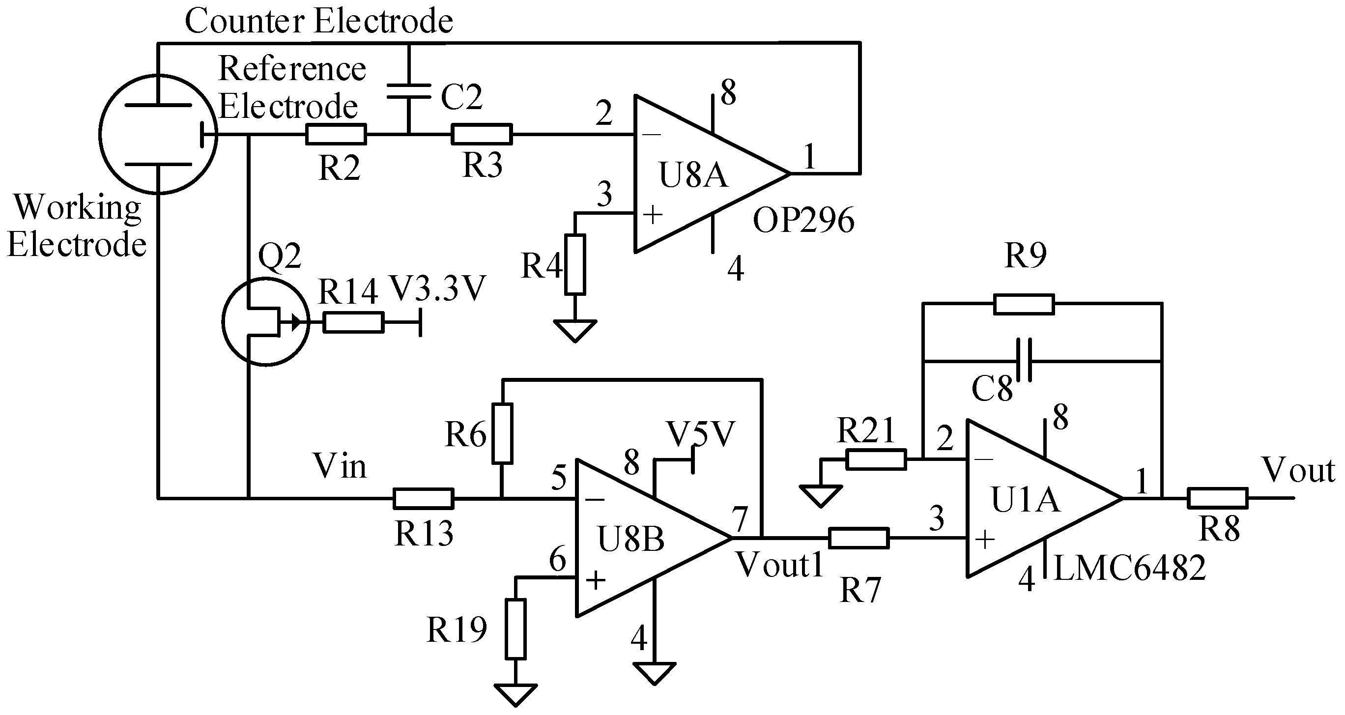 sensors free full text an h2s sensor based on electrochemistry