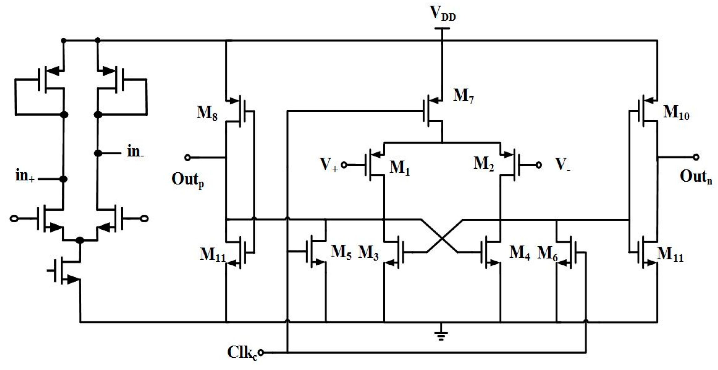 Differential Adc Ic