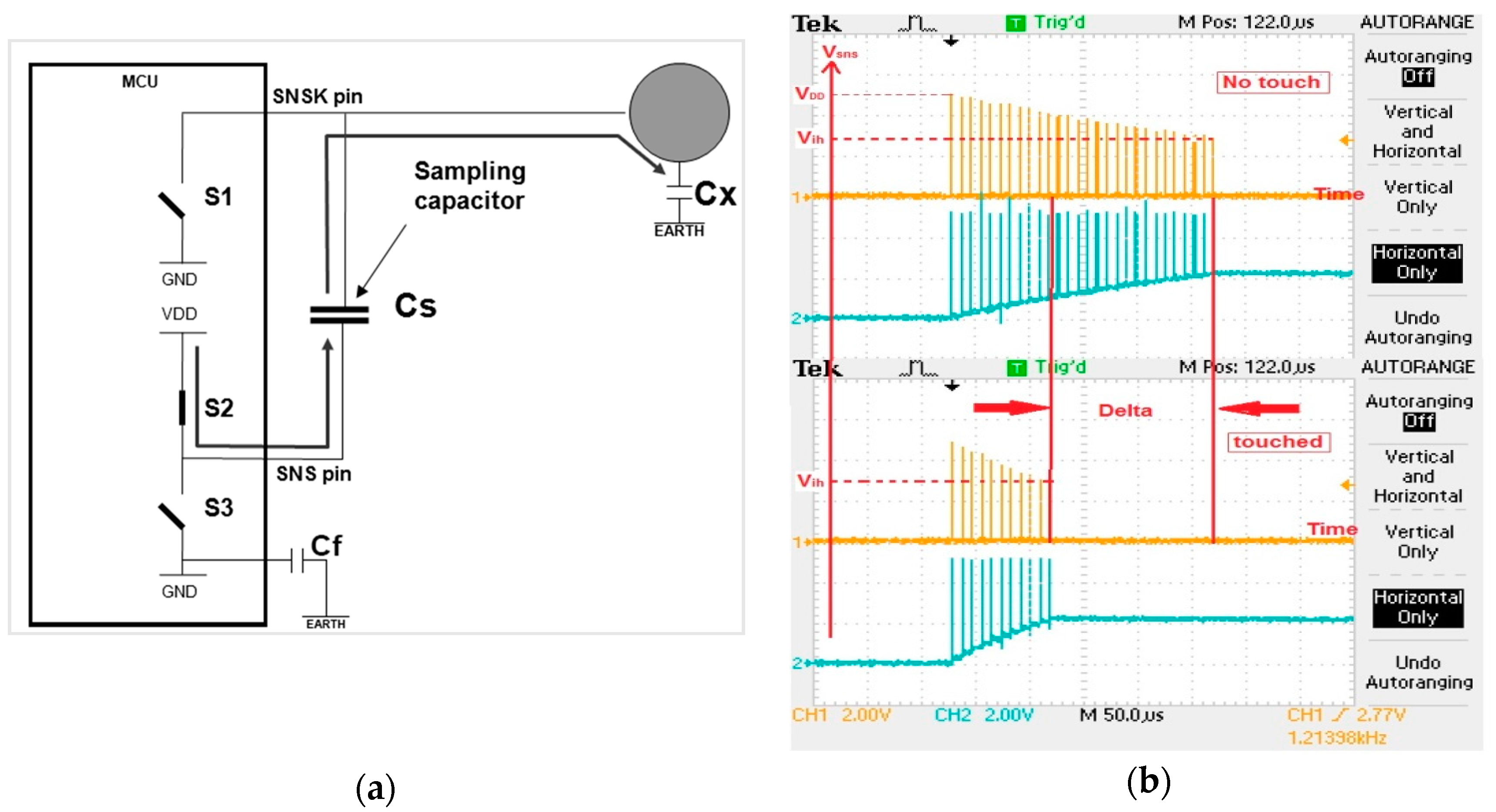 Sensors Free Full Text Development And Experimental Comparison Figure 4 Circuit Diagram Of A Heart Rate Monitor Screenshot From Psoc 16 01786 G004