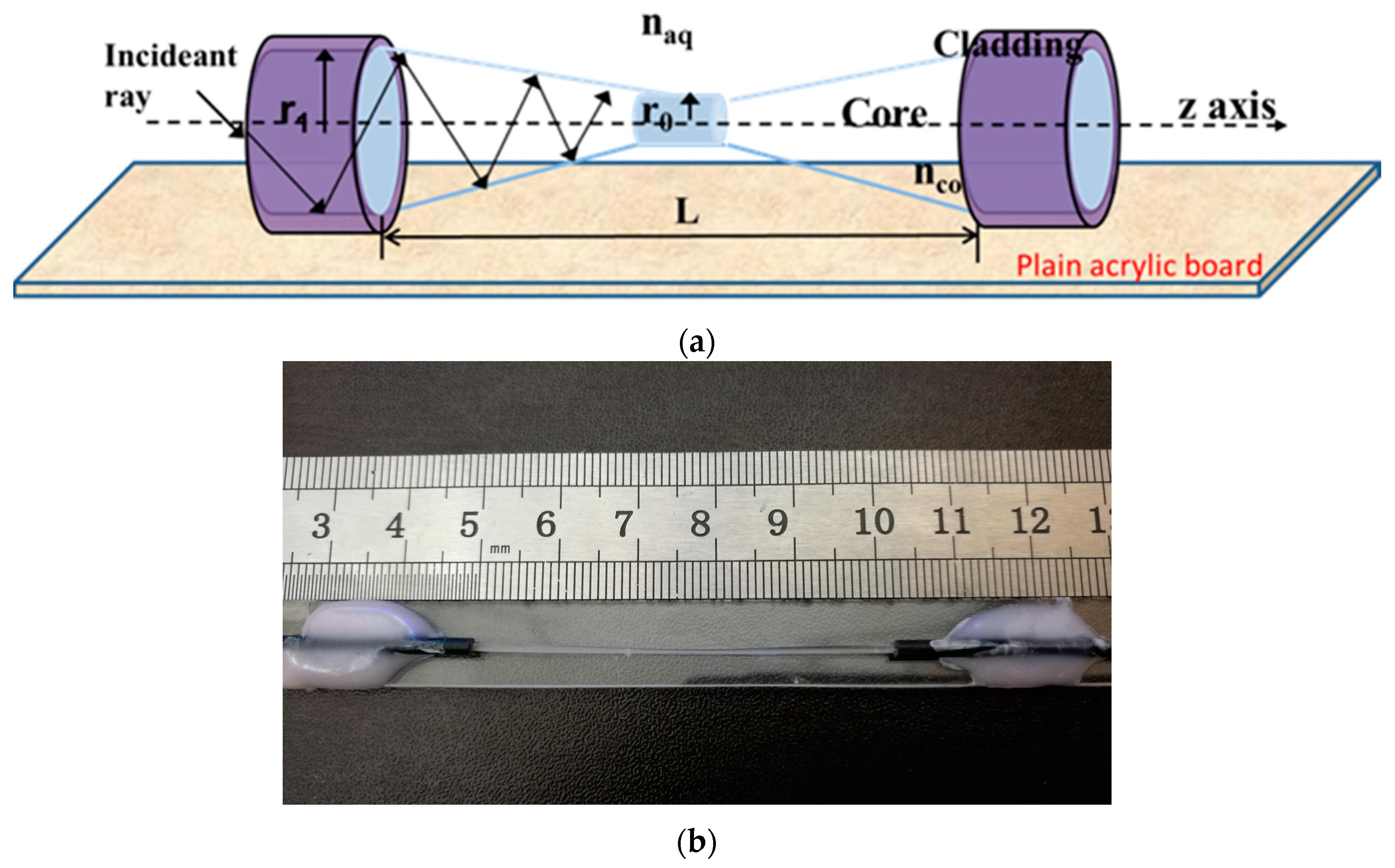 Sensors Free Full Text Tapered Polymer Fiber Sensors