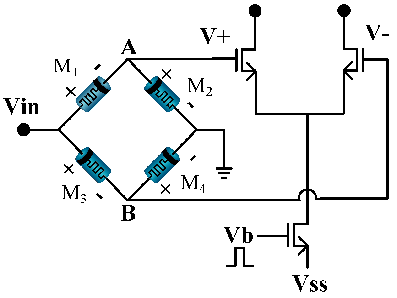 Sensors Free Full Text A Circuit Based Neural Network With Figure 1 Representative For Capacitorcharging 17 00016 G002 2