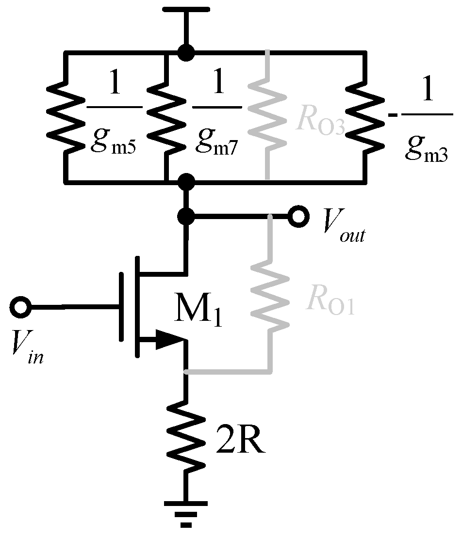 Sensors Free Full Text A Low Power Phase Noise Oscillator Feedforward Cancellation Rejects Supply Ee Times 17 00140 G002
