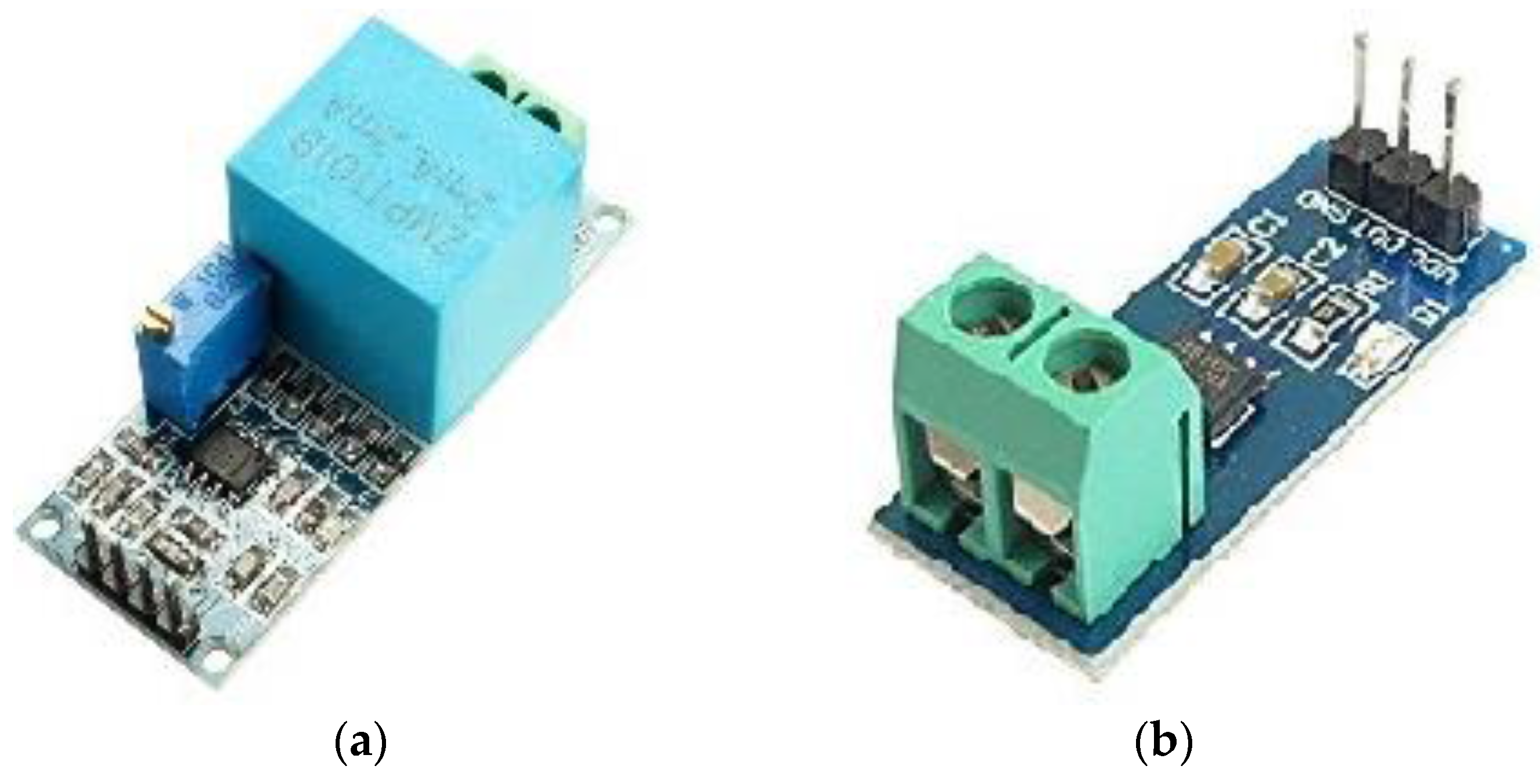 Sensors | Free Full-Text | A Smart Voltage and Current
