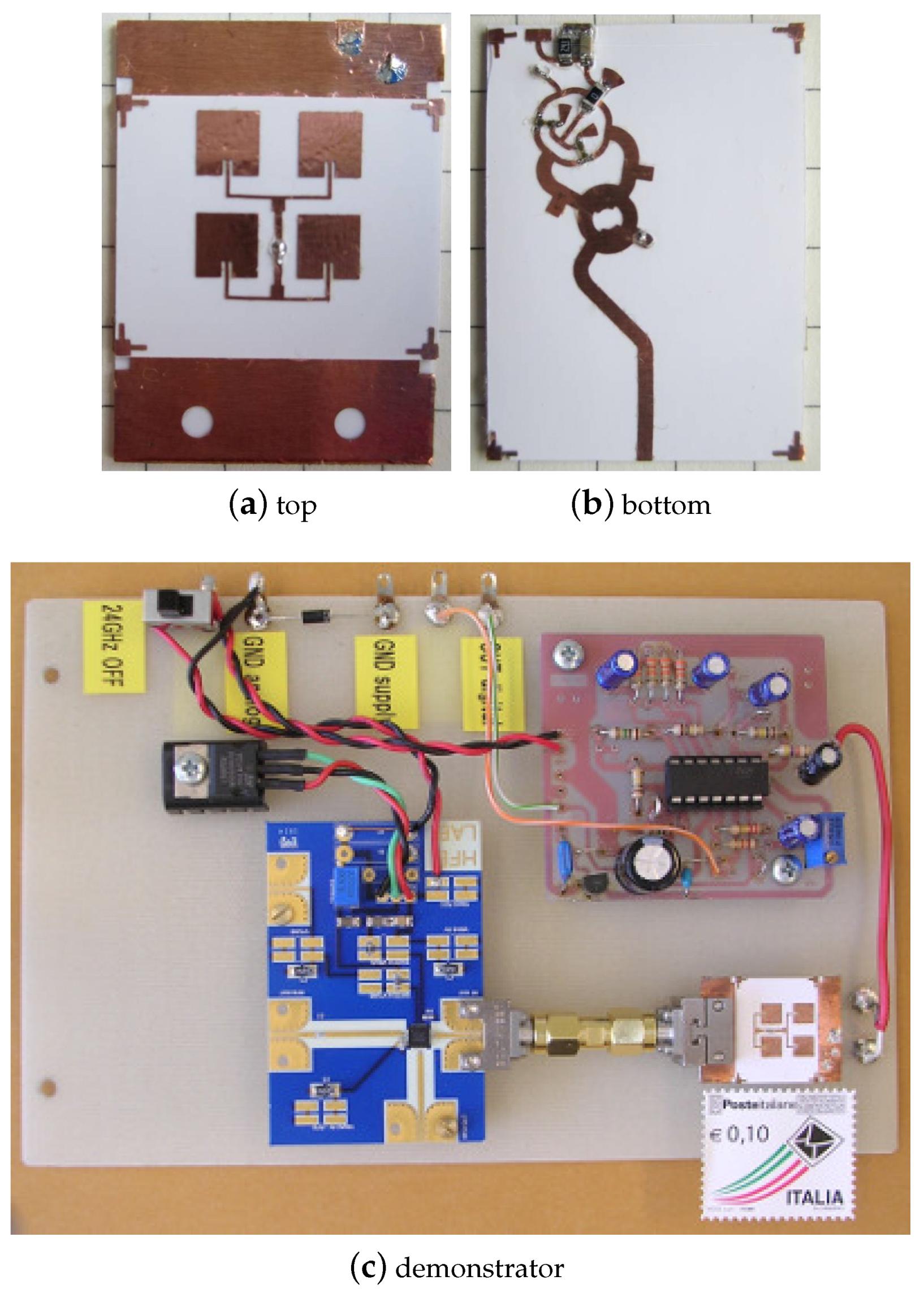 Small Circuit Multiband Radio Transmitter Cw Nonstopfree