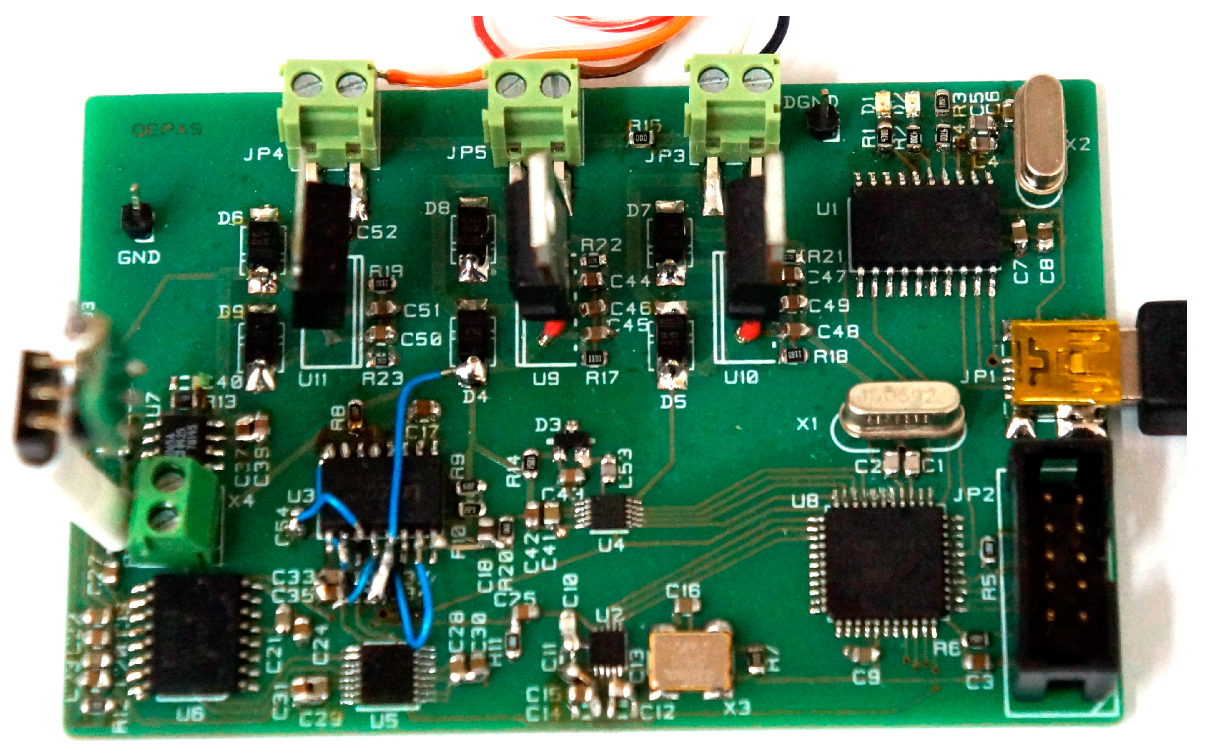 Sensors Free Full Text A High Sensitivity Preamplifier For Transimpedance Circuit The Component Values This 17 02528 G005