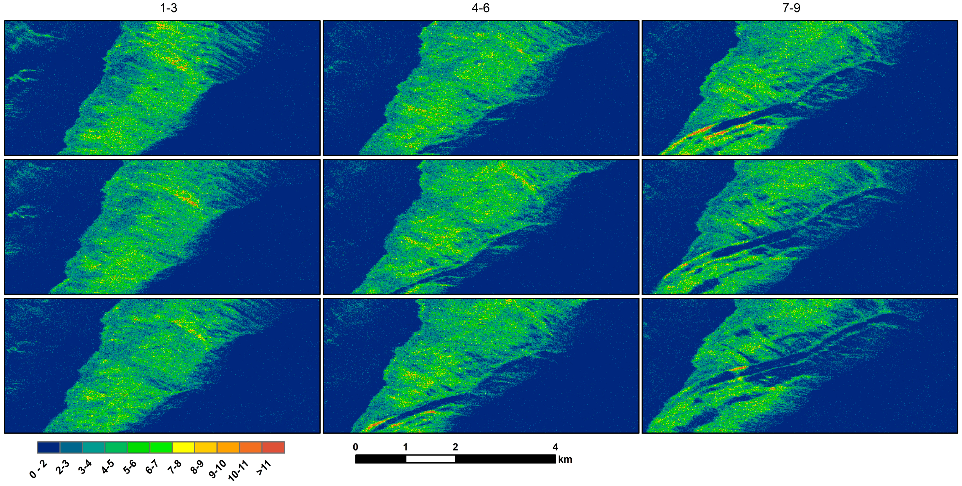 Sensors | Free Full-Text | Experimental L-Band Airborne SAR for Oil