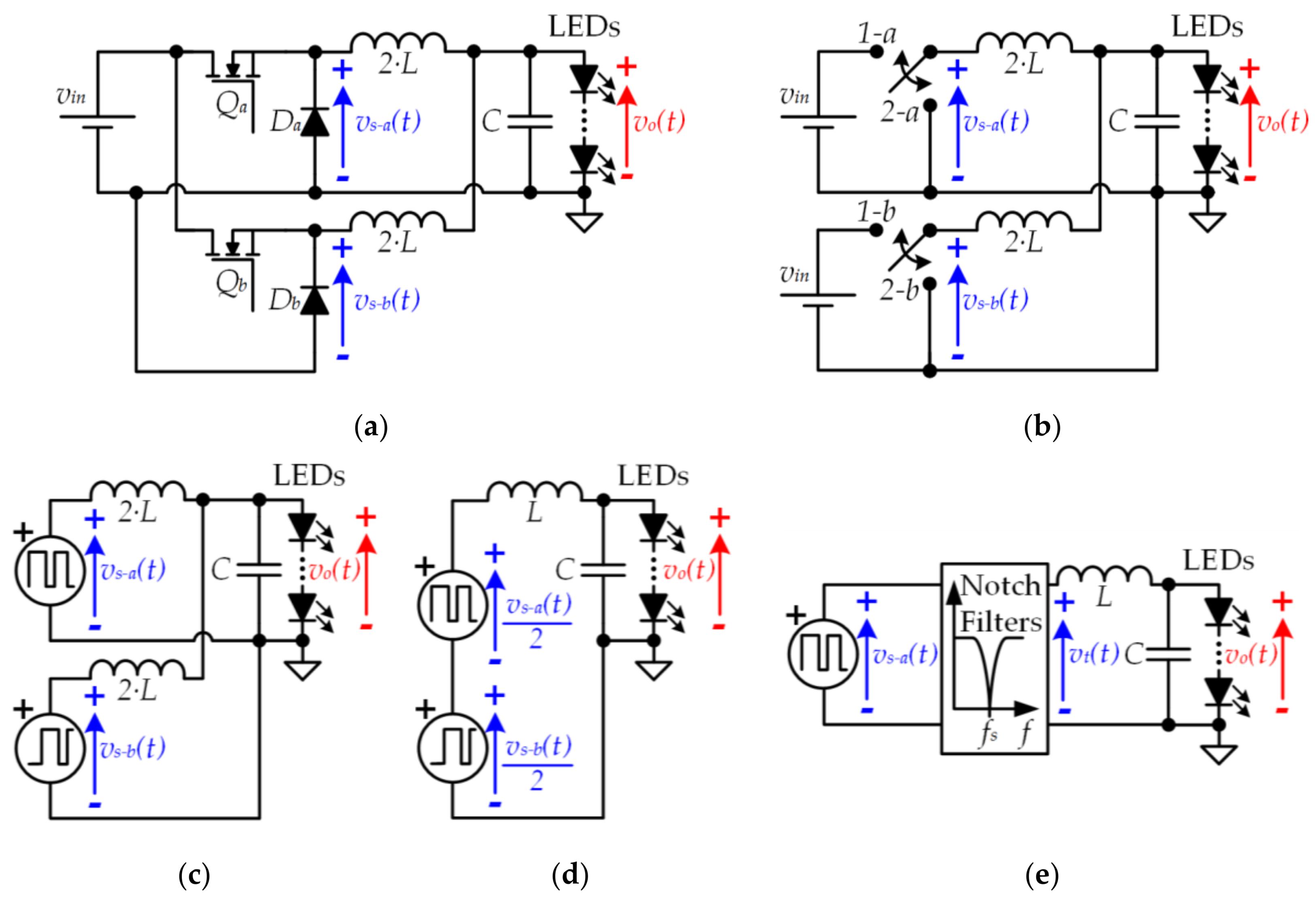 Sensors Free Full Text Efficient Visible Light Communication Simple Pulse Position Modulation Circuit 18 01127 G013
