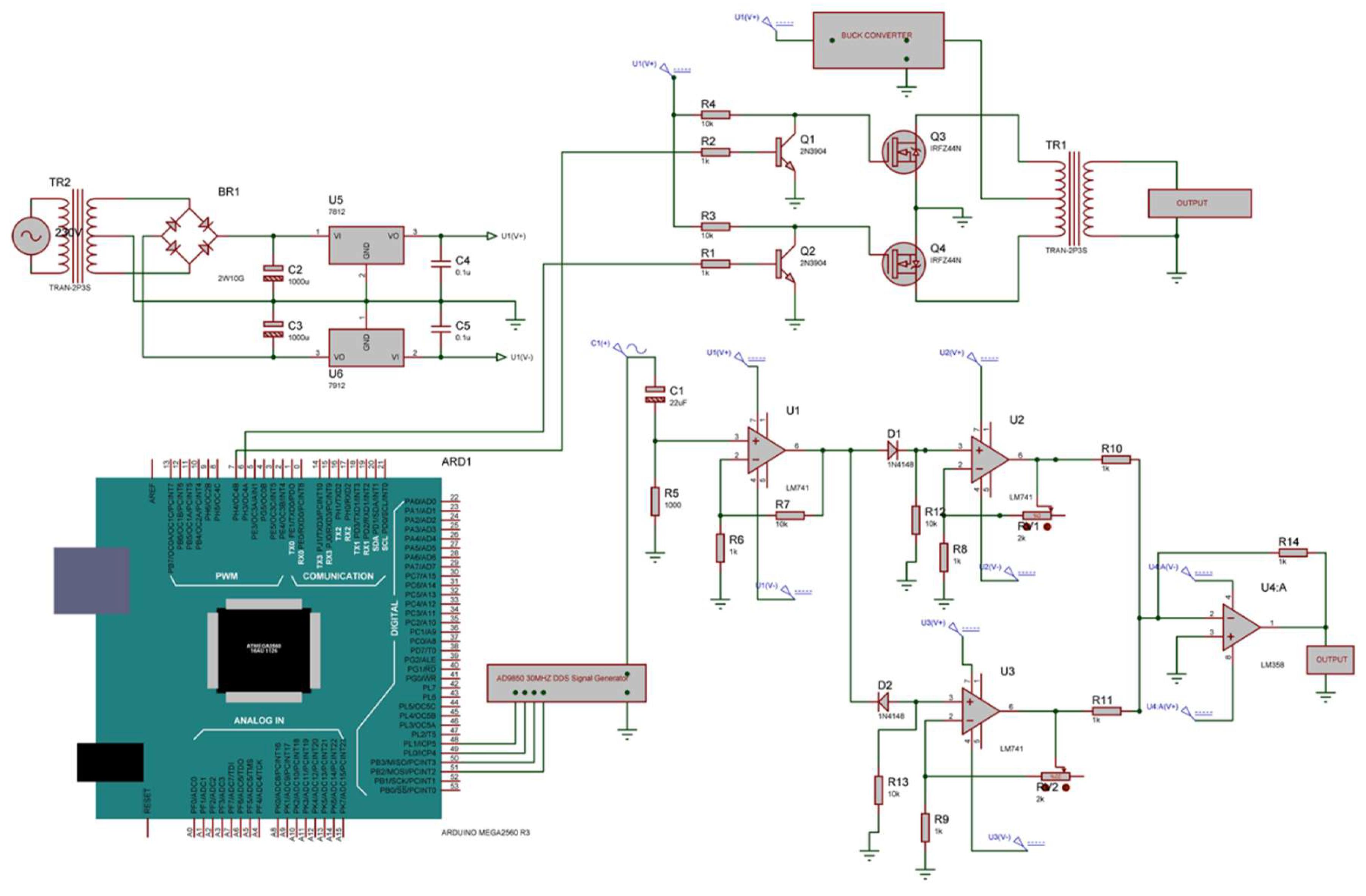 Sensors Free Full Text Development Of Pzt Actuated Valveless Electronic Stopwatch Circuit Design 18 01302 G008
