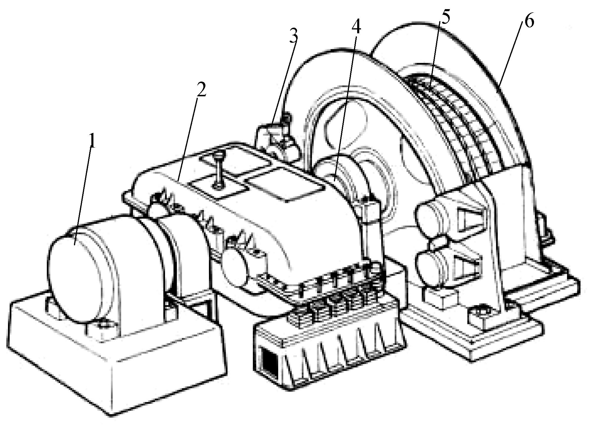 sensors free full text fault diagnosis method for a mine hoist Plastics Engineering no
