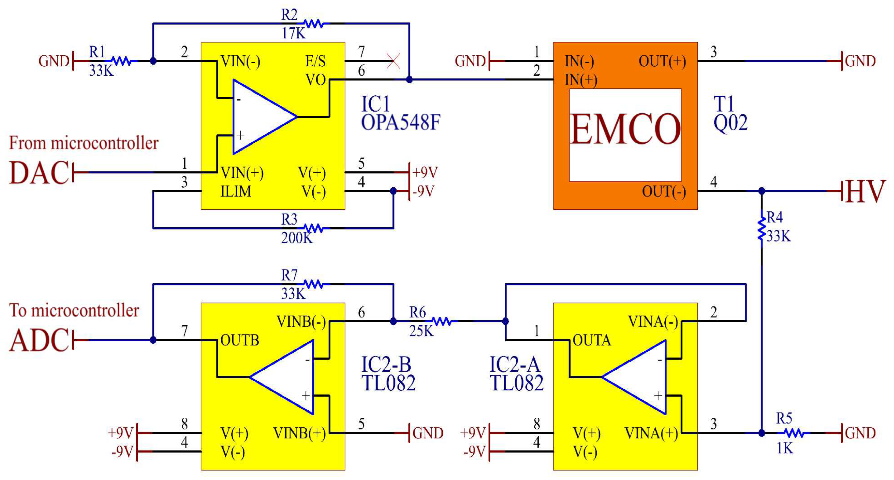 Sensors Free Full Text Improvement Of Ultrasonic Pulse Generator You Need To Know About Circuit Schematic No