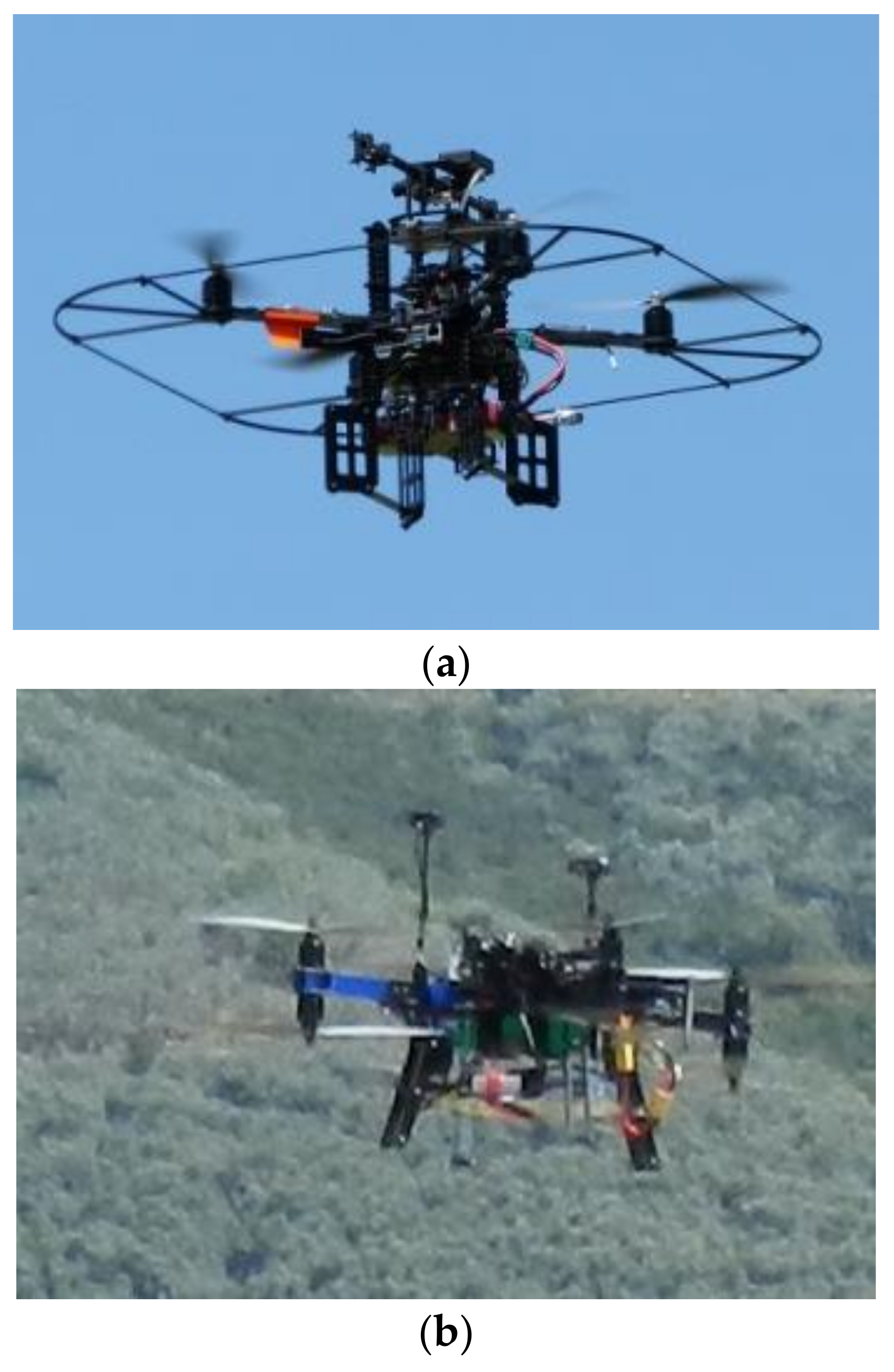 Sensors | Free Full-Text | A Vision-Based Approach to UAV