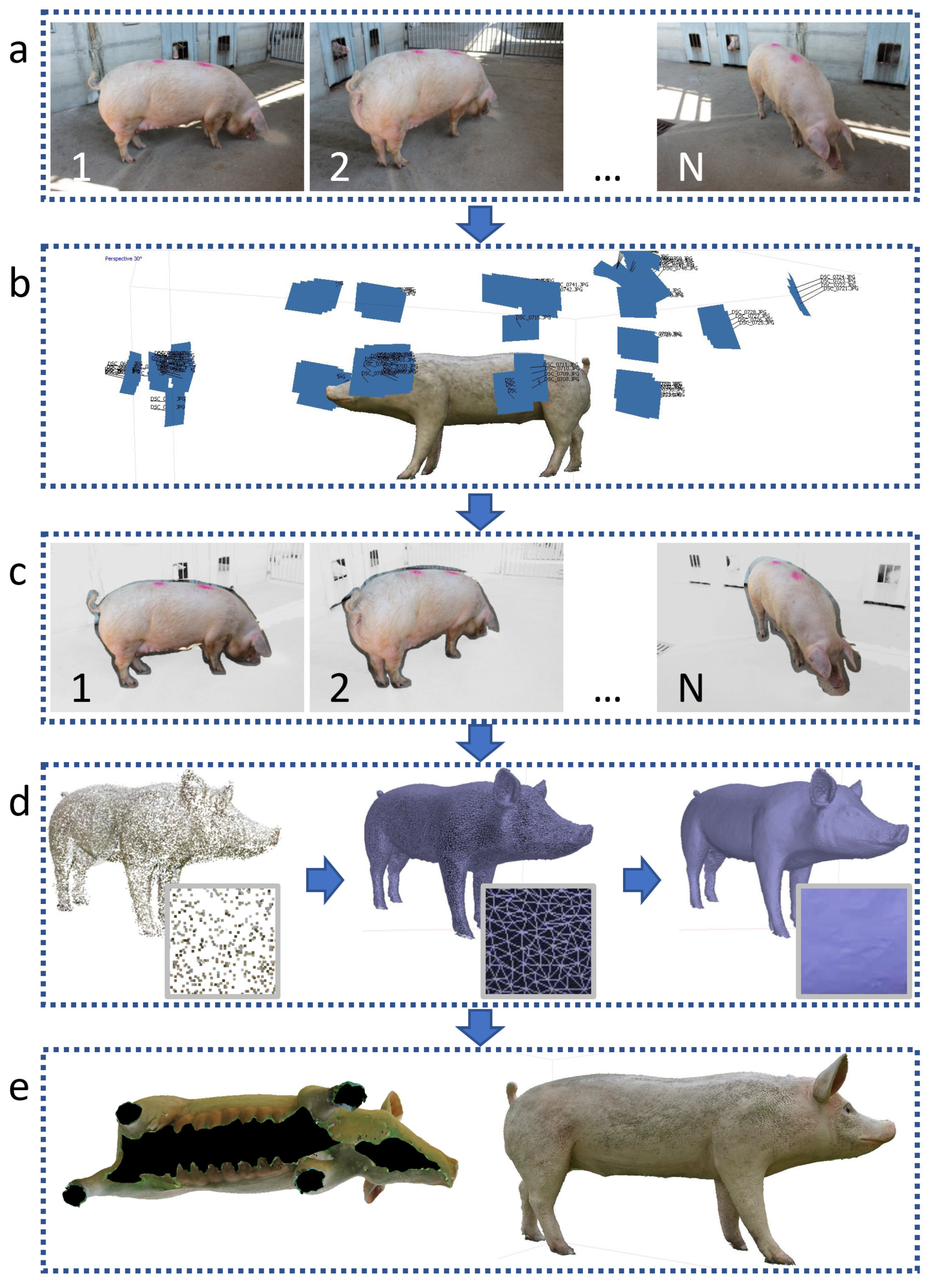 560+Sensors   Free Full Text   On Barn Pig Weight Estimation Based on ...