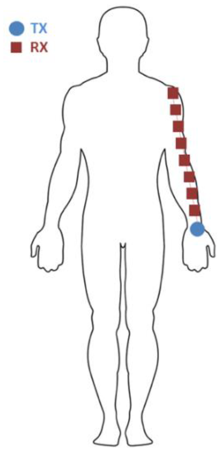 Sensors | Free Full-Text | A Comparative Study of On-Body