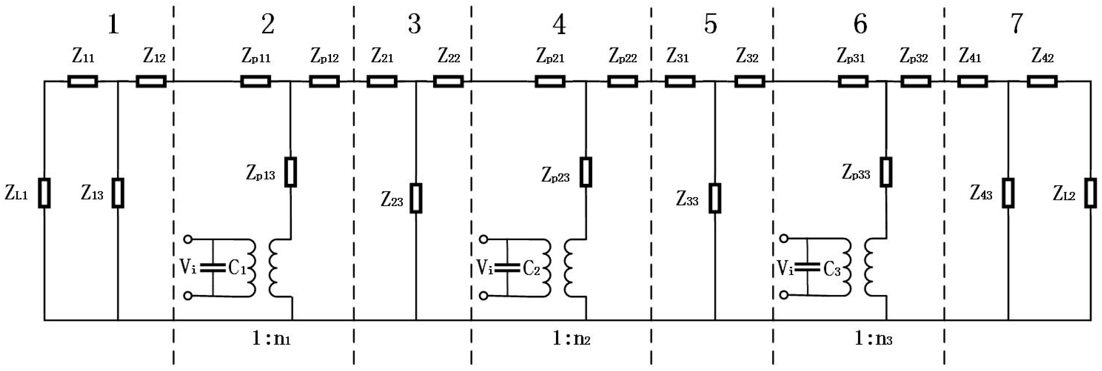 Sensors | Free Full-Text | Analysis of a Cascaded Piezoelectric