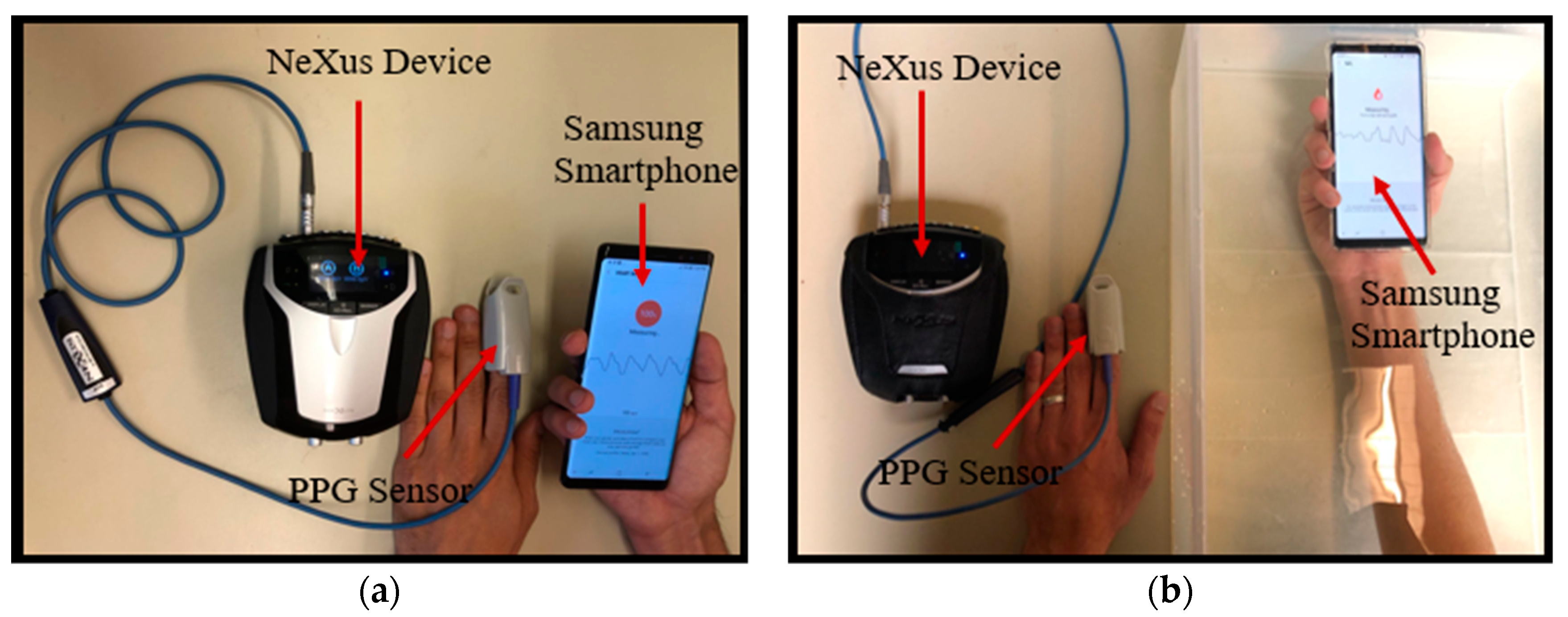 Sensors | Free Full-Text | Monitoring of Heart Rate from
