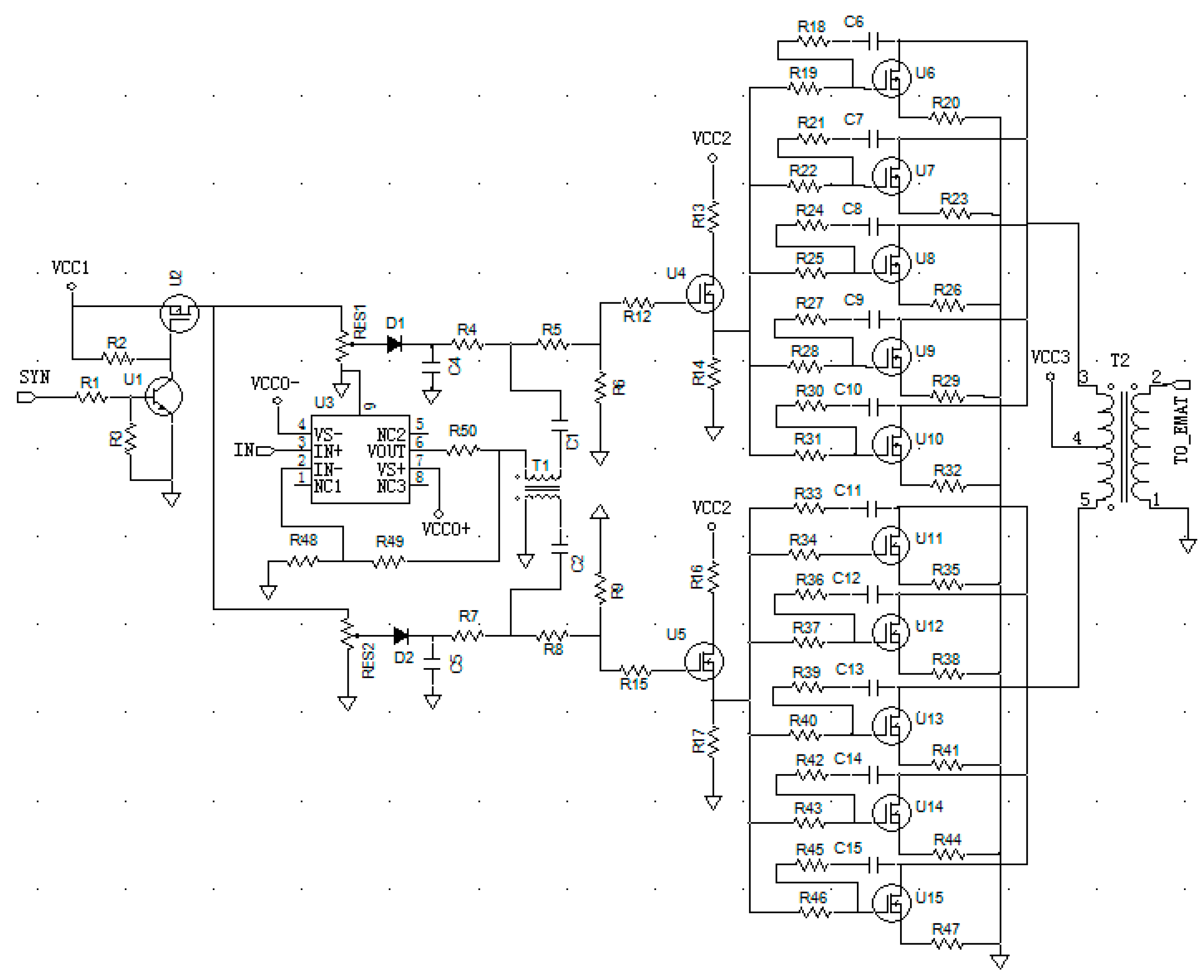 Sensors   Free Full-Text   Broadband Linear High-Power Amplifier