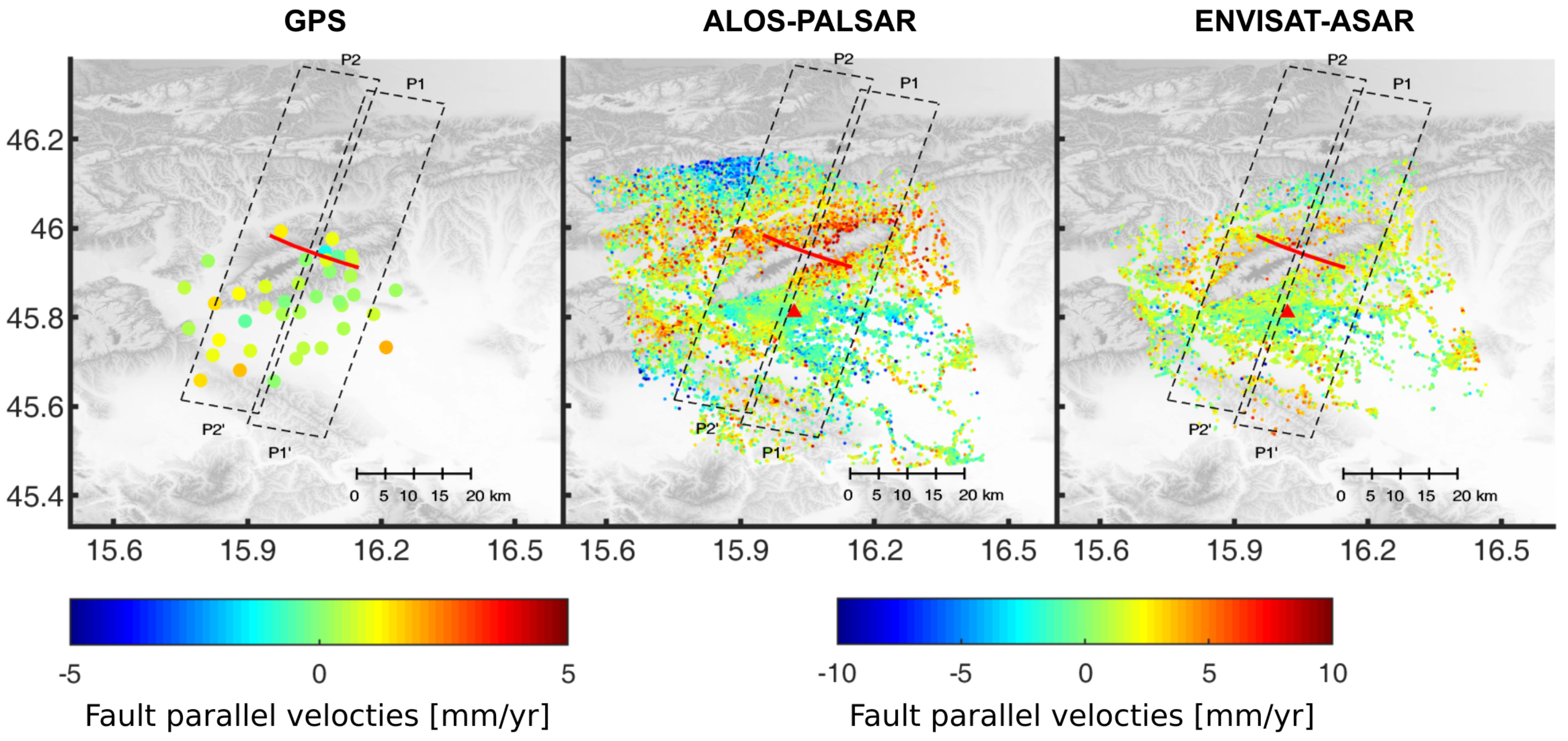 Sensors Free Full Text Surface Deformation Analysis Of The Wider Zagreb Area Croatia With Focus On The Kasina Fault Investigated With Small Baseline Insar Observations Html