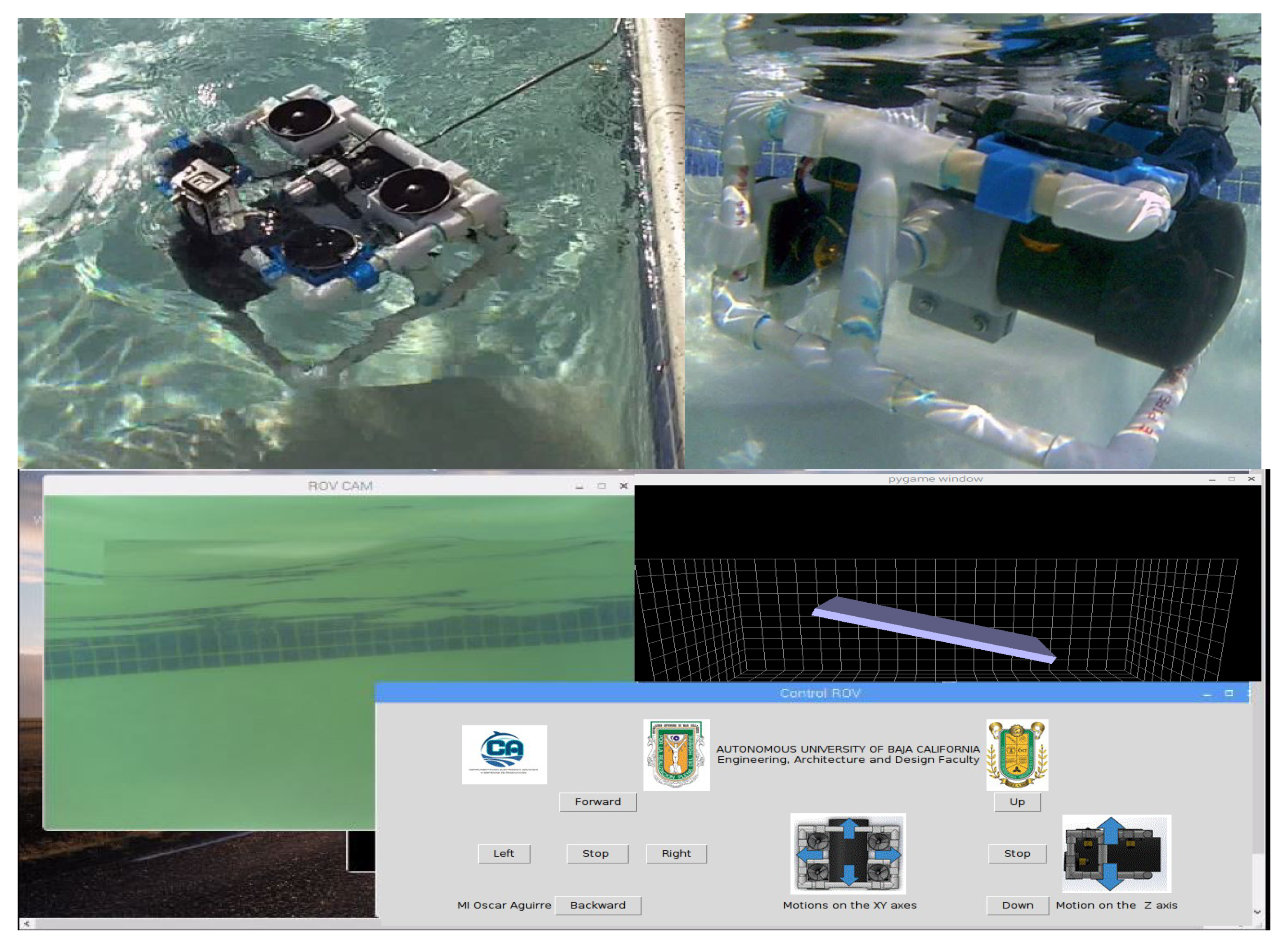 Sensors | Free Full-Text | Design and Construction of an ROV ...