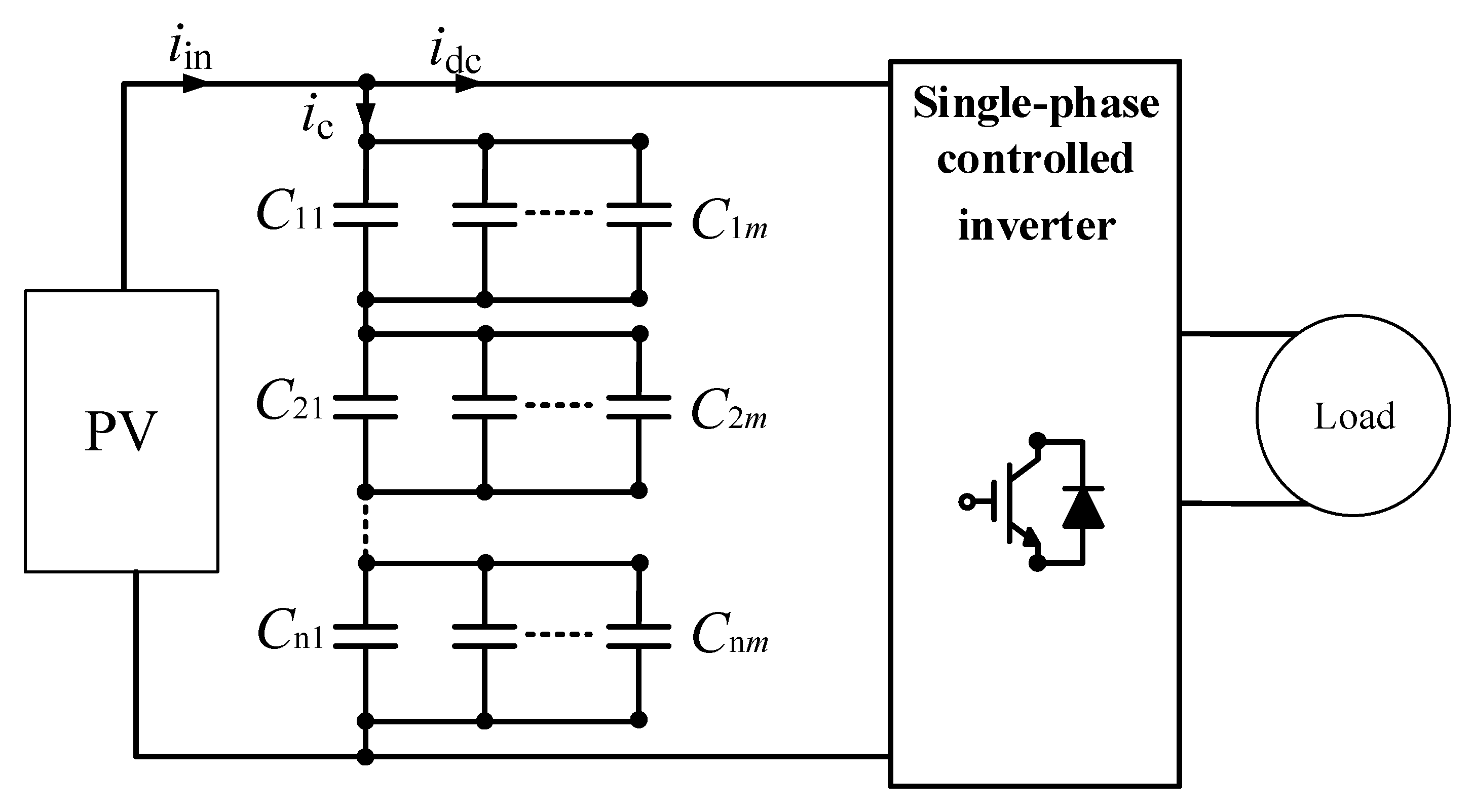 Sensors Free Full Text Review Of Health Monitoring Techniques For Capacitors Used In Power Electronics Converters Html
