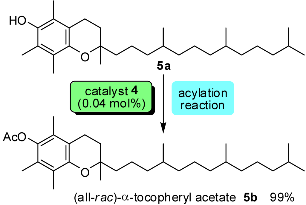Tocopheryl acetate allergy