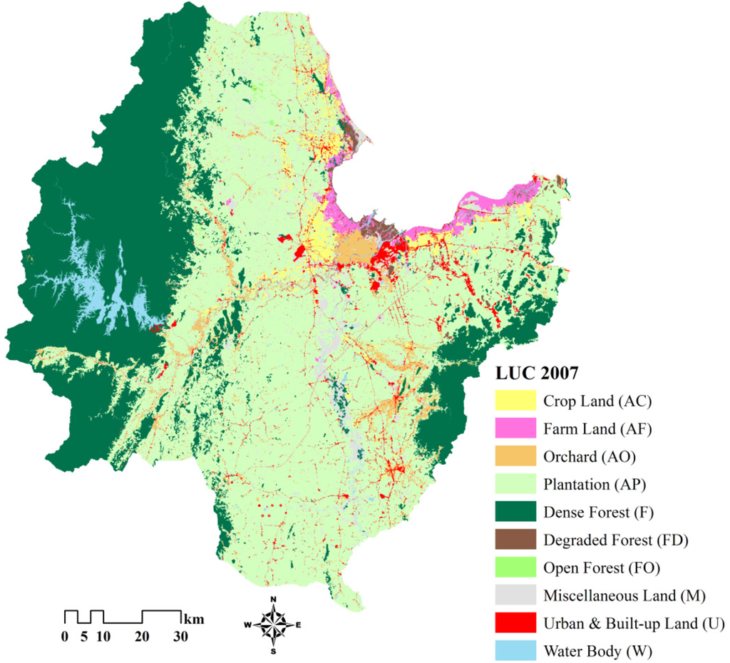 Primary Natural Resources Of Thailand