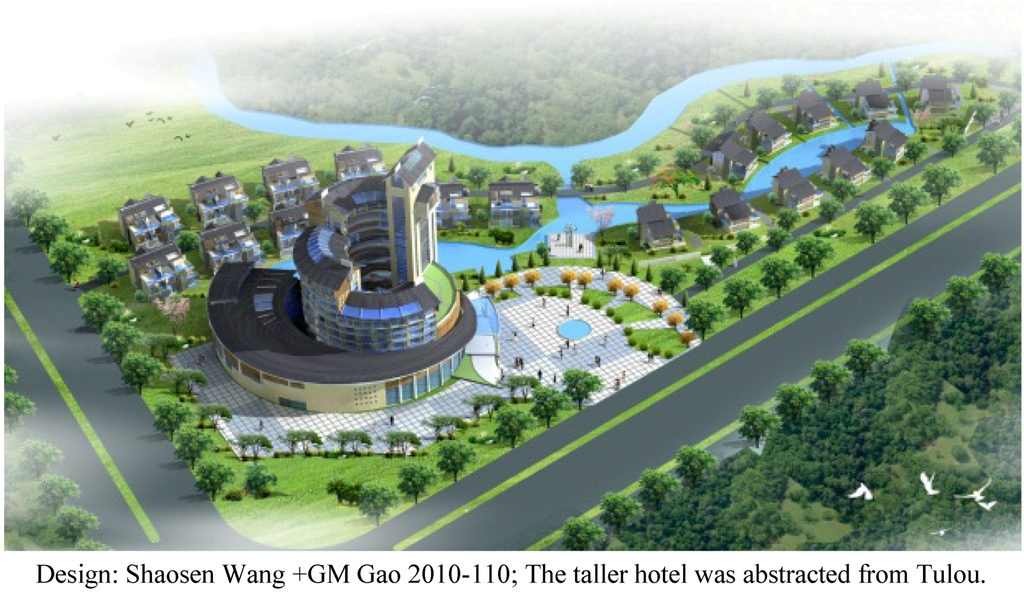 Sustainability free full text the genes of tulou a - Hotel design planning and development ebook ...