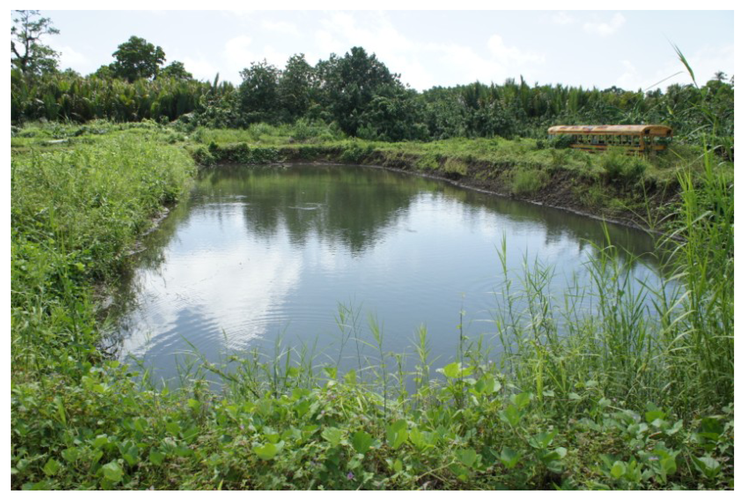 Sustainability free full text sustainability of for Design of oxidation pond