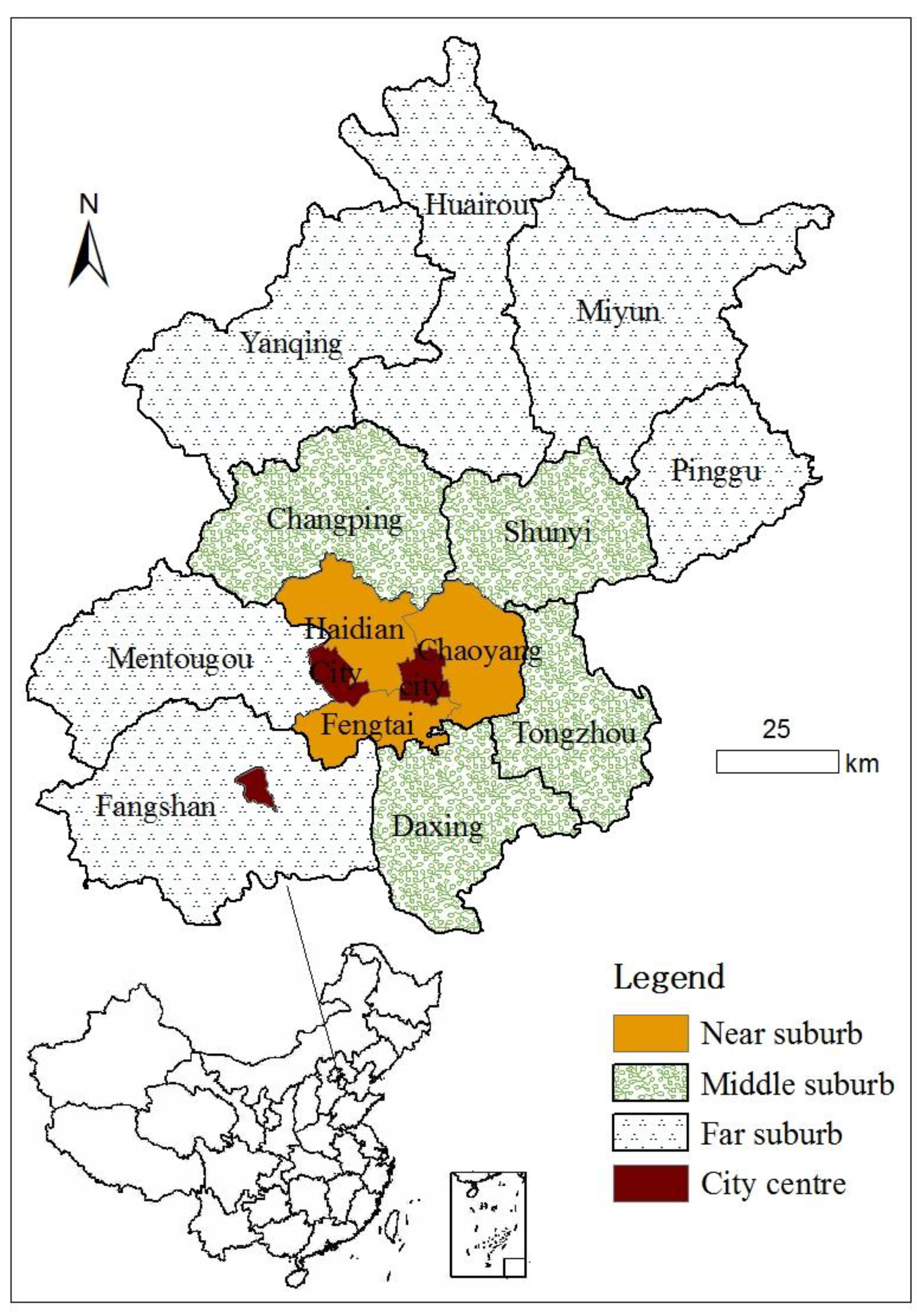 The Transition of Farmland Production Functions in Metropolitan Areas in China