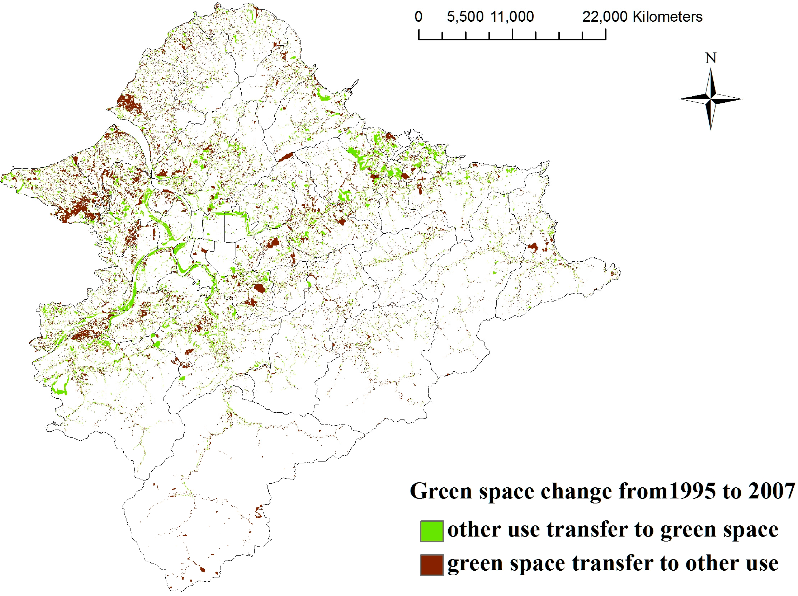 sustainability full text the impact of green space no