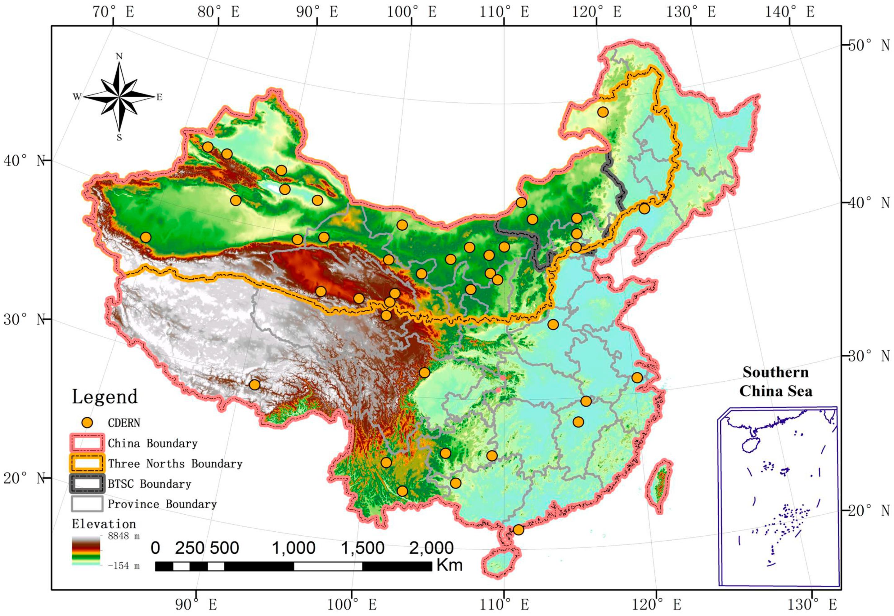 Sustainability Free FullText Wind Erosion Induced Soil - Desertification Us Soil Erosion Map Us