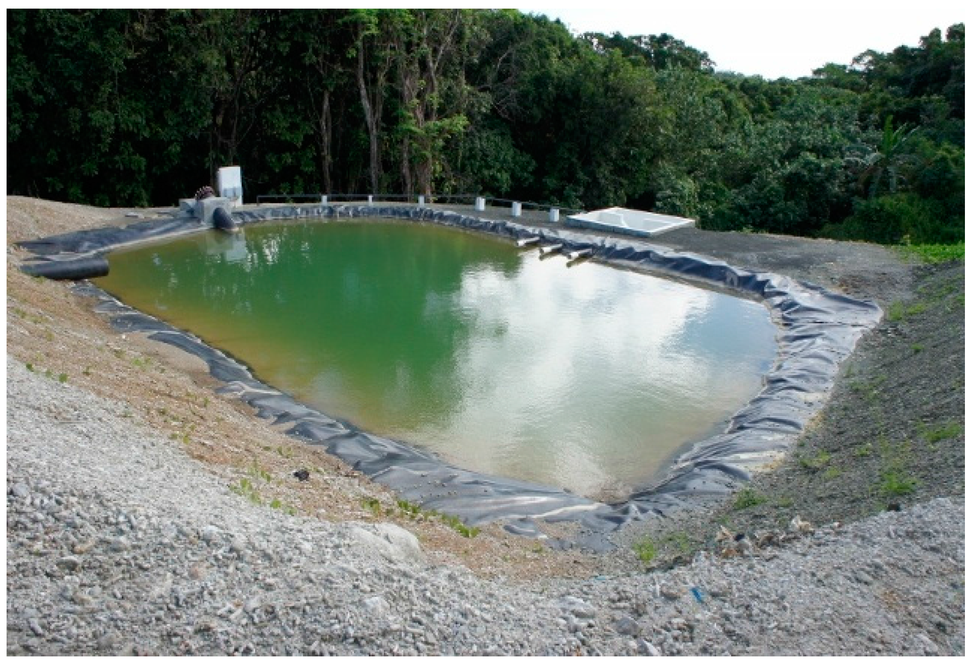 Sustainability free full text development of for Design of oxidation pond nptel