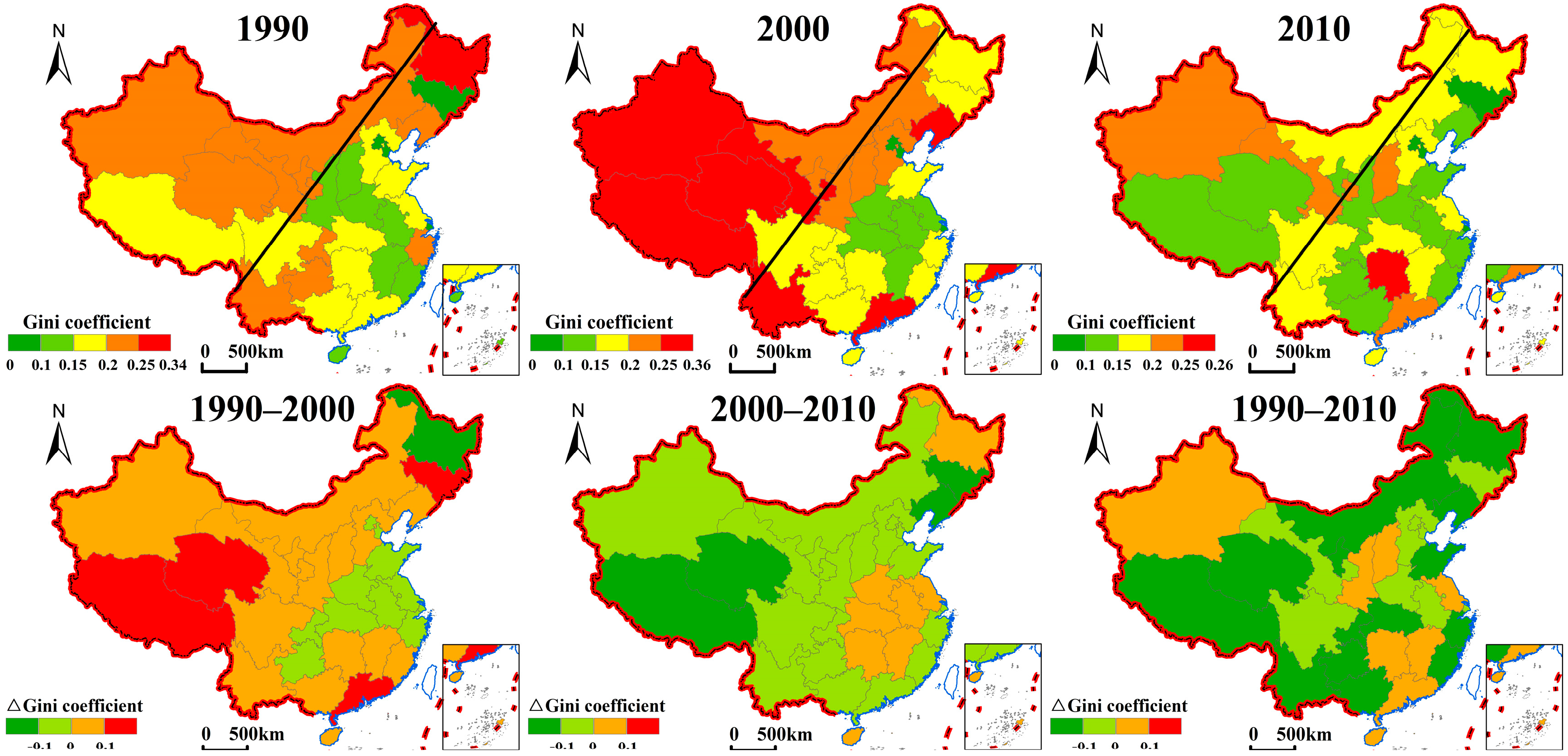 Picture of: Sustainability Free Full Text Analysis Of Income Inequality Based On Income Mobility For Poverty Alleviation In Rural China Html