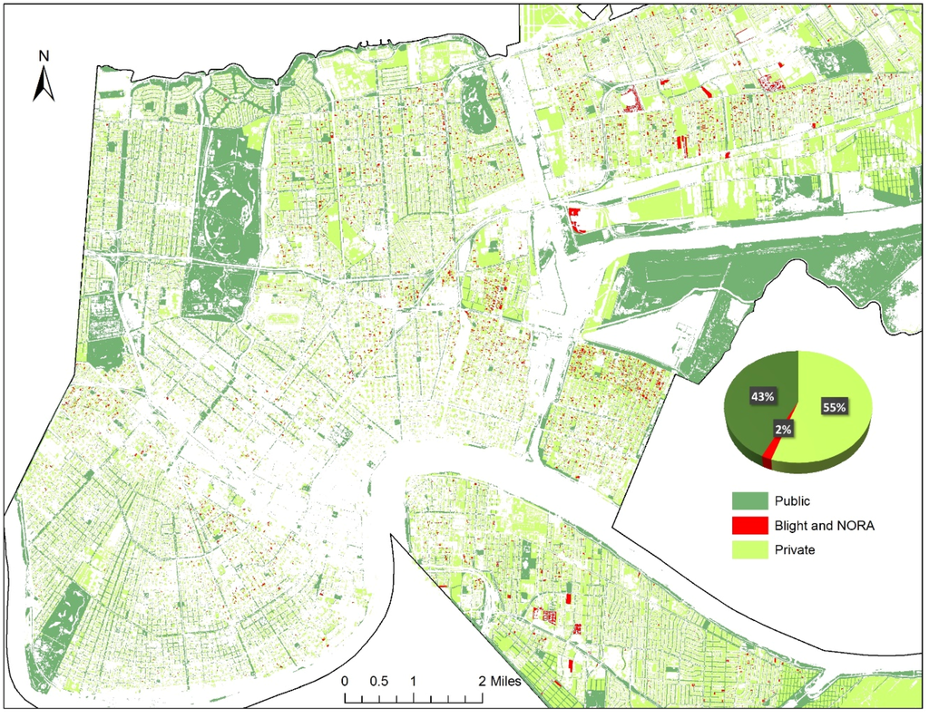 Sustainability Free FullText Abandonment Ecological Assembly - Map new orleans wards