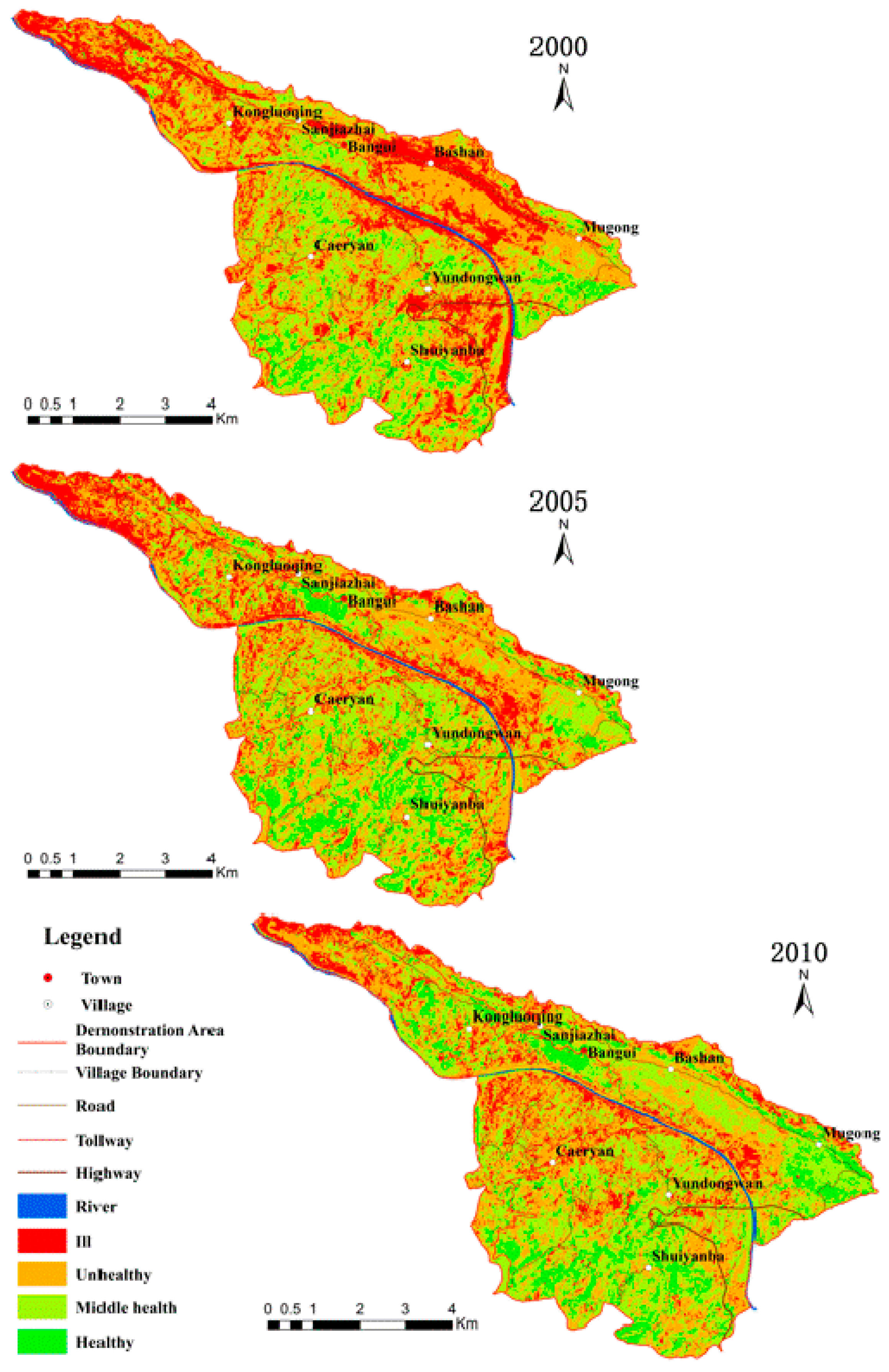 spatial distribution of healthcare facilities in Location in the context of health and healthcare: scope and (ie, to model) the spatial and temporal distribution of to available healthcare facilities.