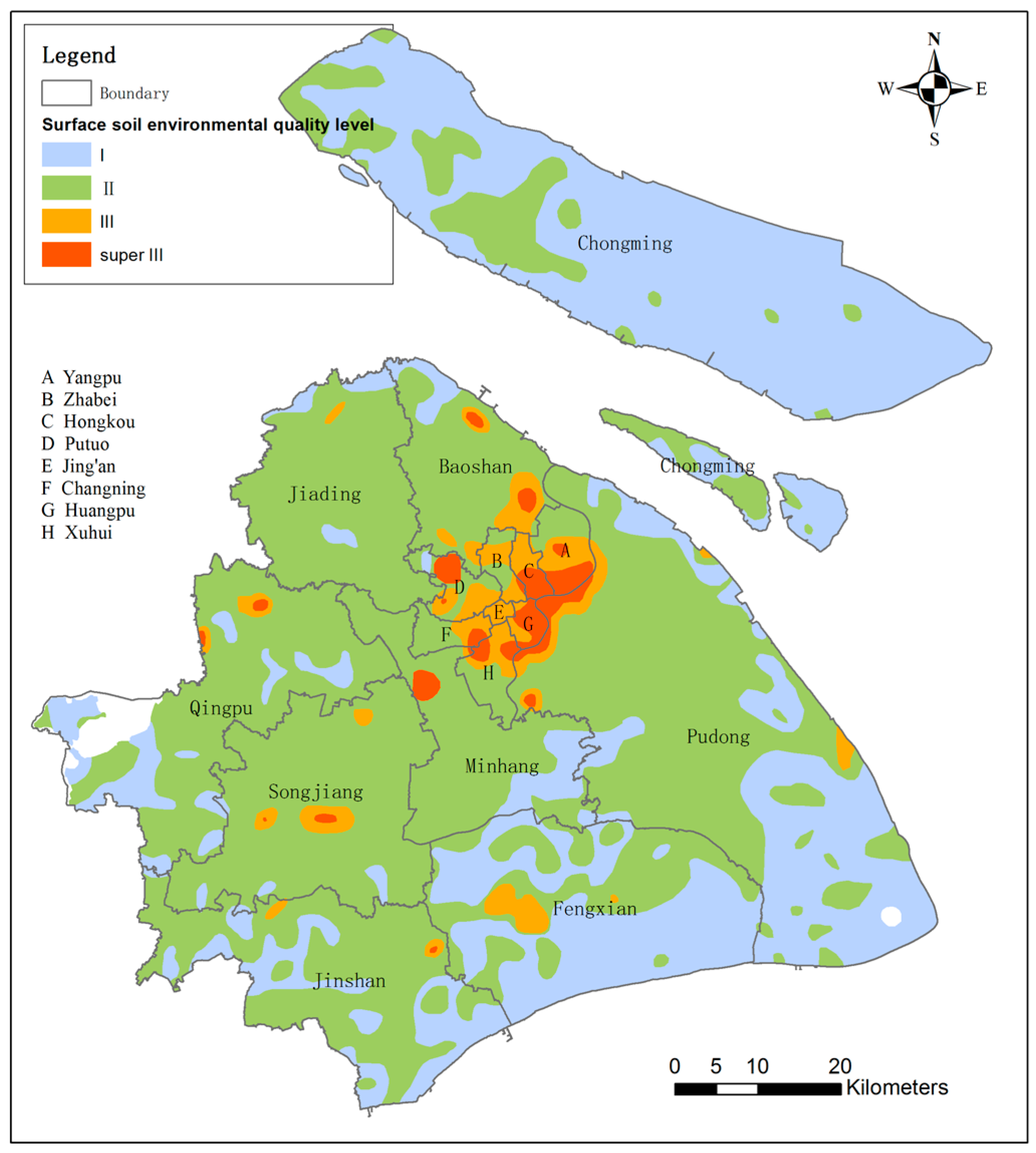 Does Suburbanization Cause Ecological Deterioration? An Empirical Analysis of Shanghai, China