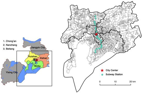 Examining the Interaction of Taxi and Subway Ridership for Sustainable Urbanization