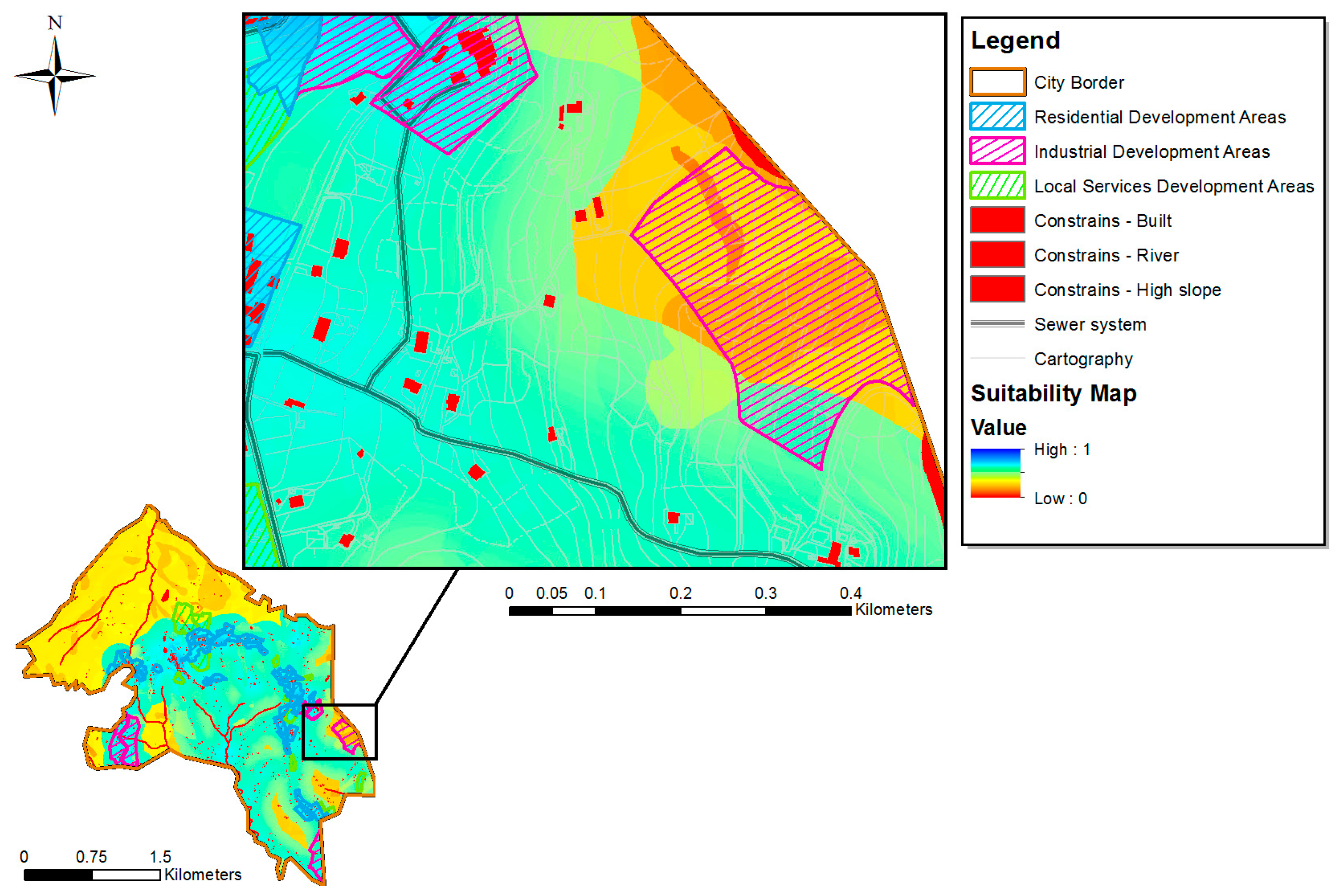 Sustainability | Free Full-Text | Urban Plan and Water ...