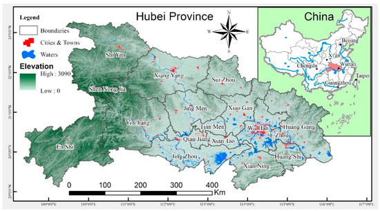 Image result for zhang gang map in hubei province