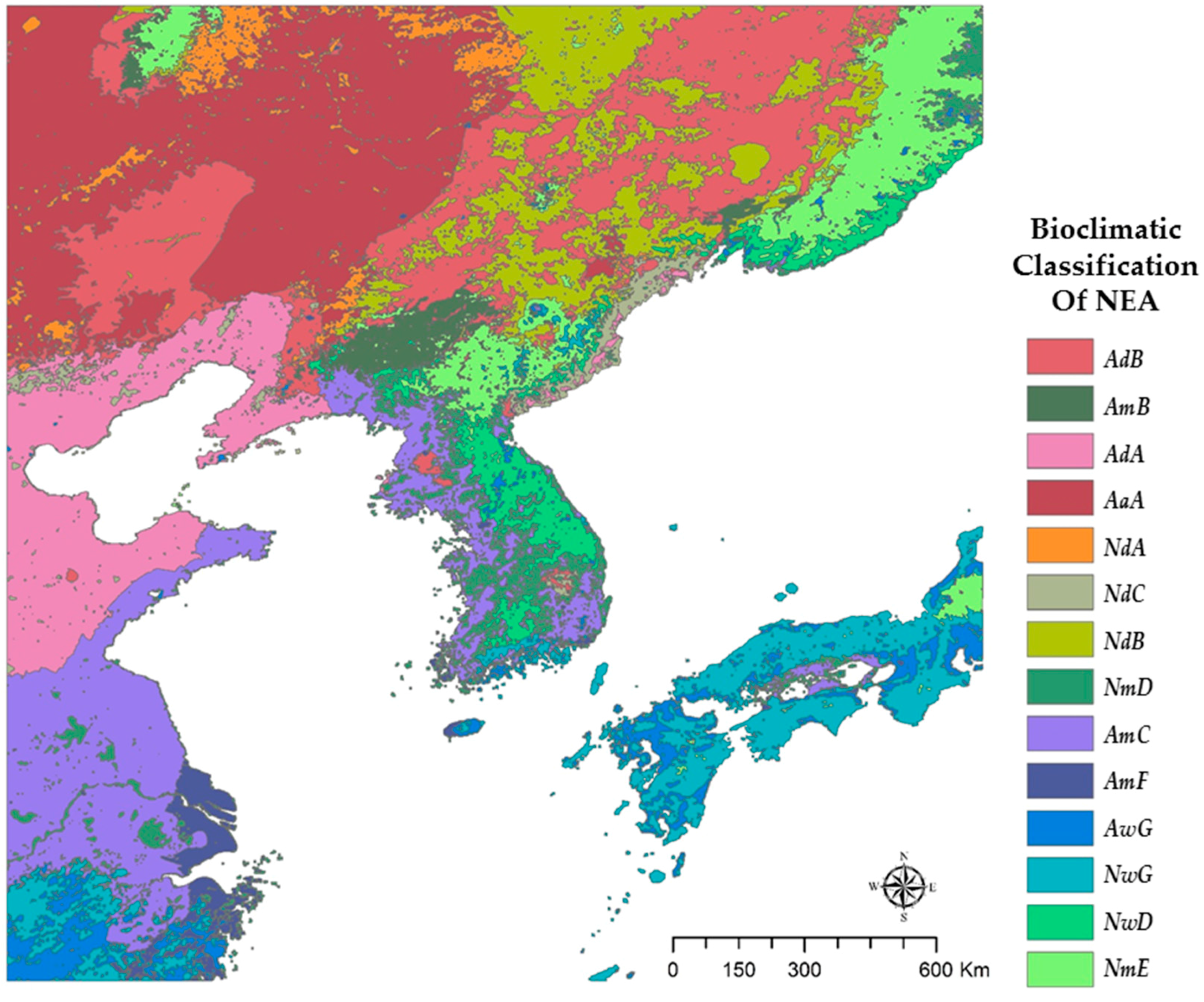 Sustainability | Free Full-Text | Bioclimatic Classification