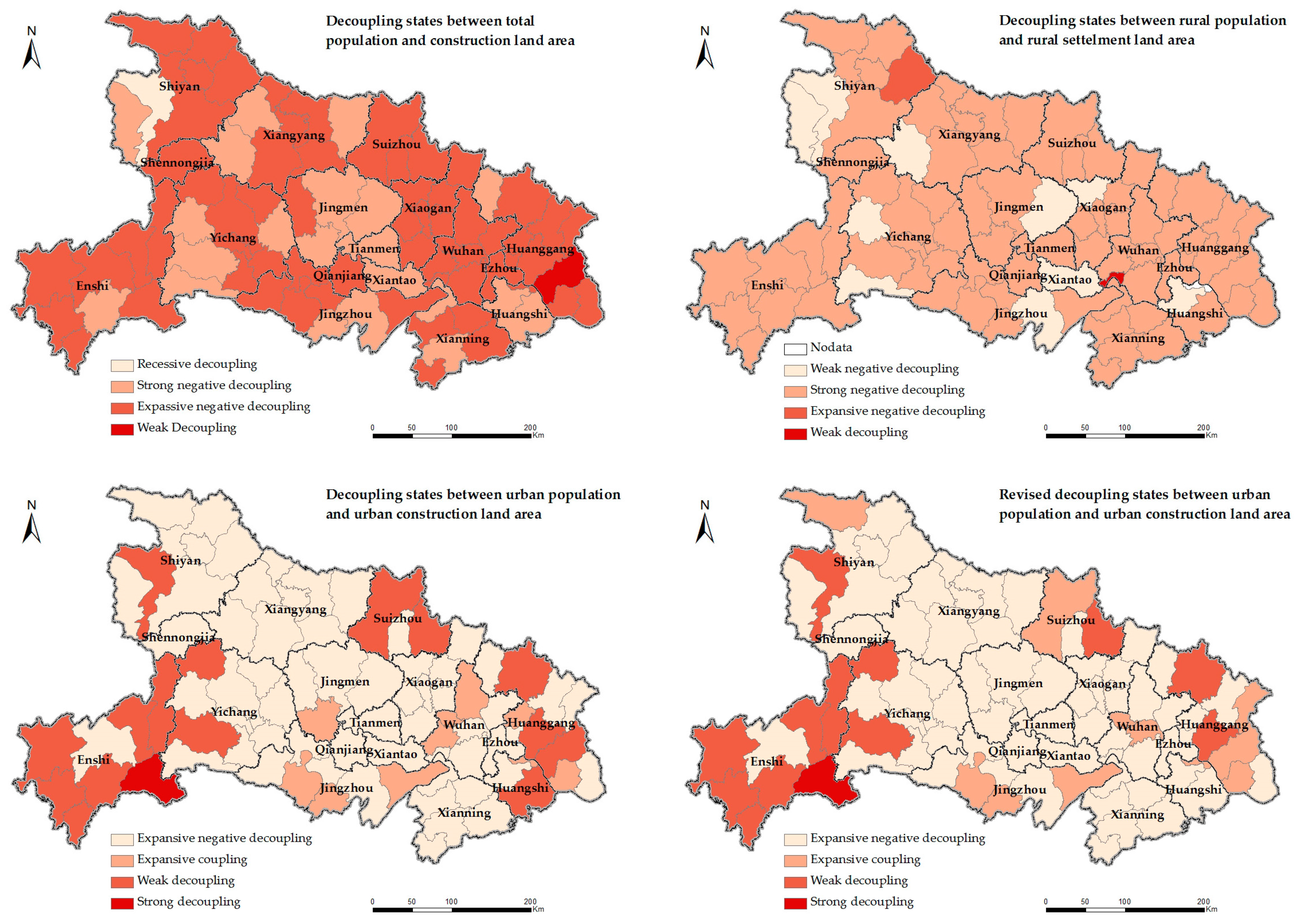 Sustainability free full text spatiotemporal for States with free land
