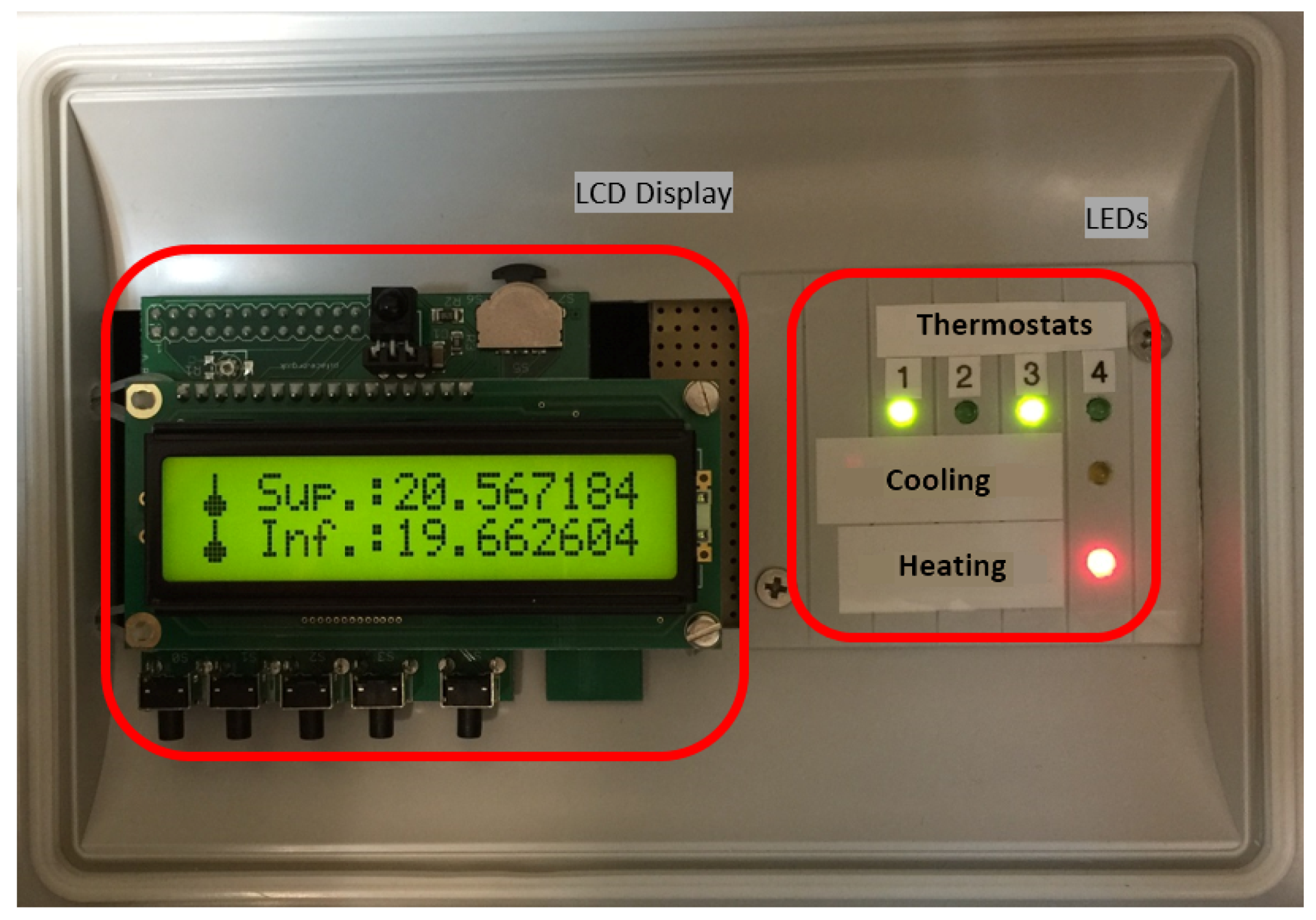 Sustainability Free Full Text Smart Thermostats An Experimental Mfg Residential Fuse Box No