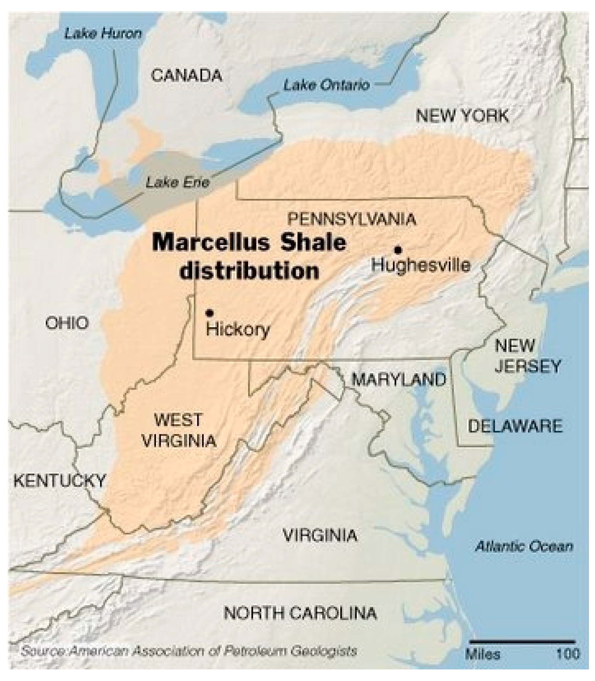 Sustainability   Free Full-Text   Marcellus Shale Fracking