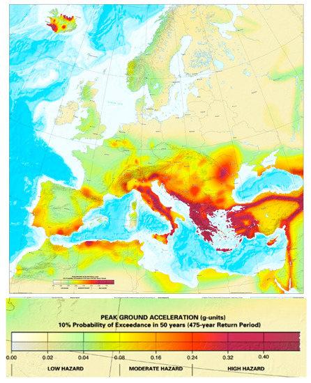 modern geography management of hazards