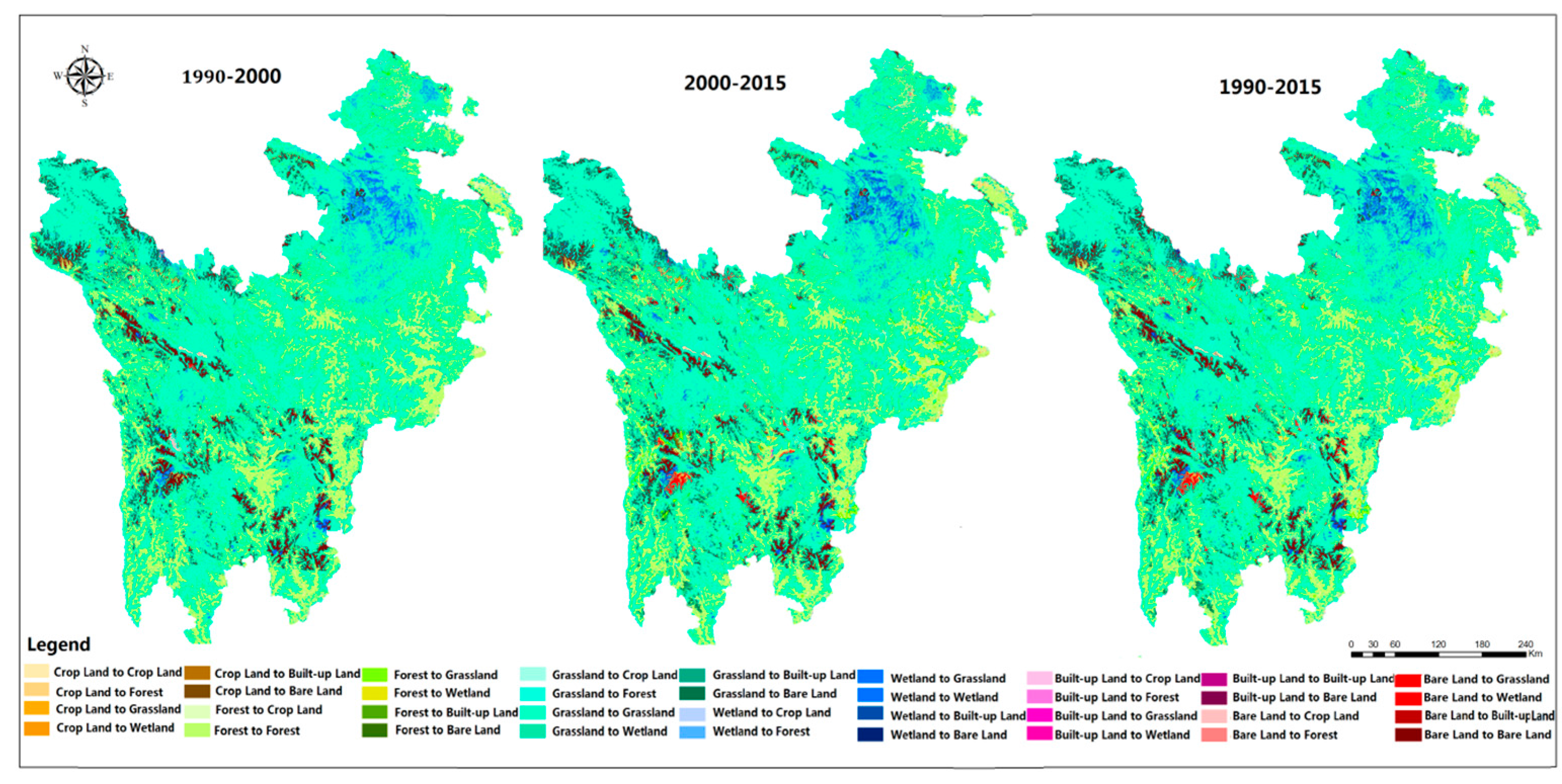 Tibetan Plateau On World Map.Sustainability Free Full Text Impacts Of Land Use And Climate