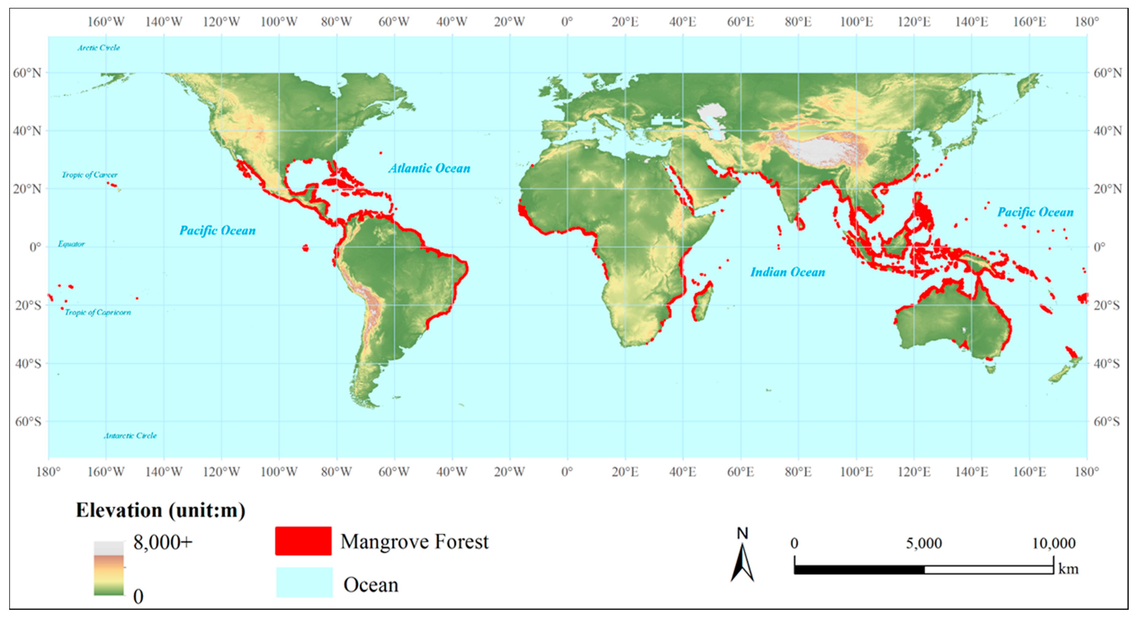Sustainability Free FullText Big Geospatial Data Analytics - Dem global
