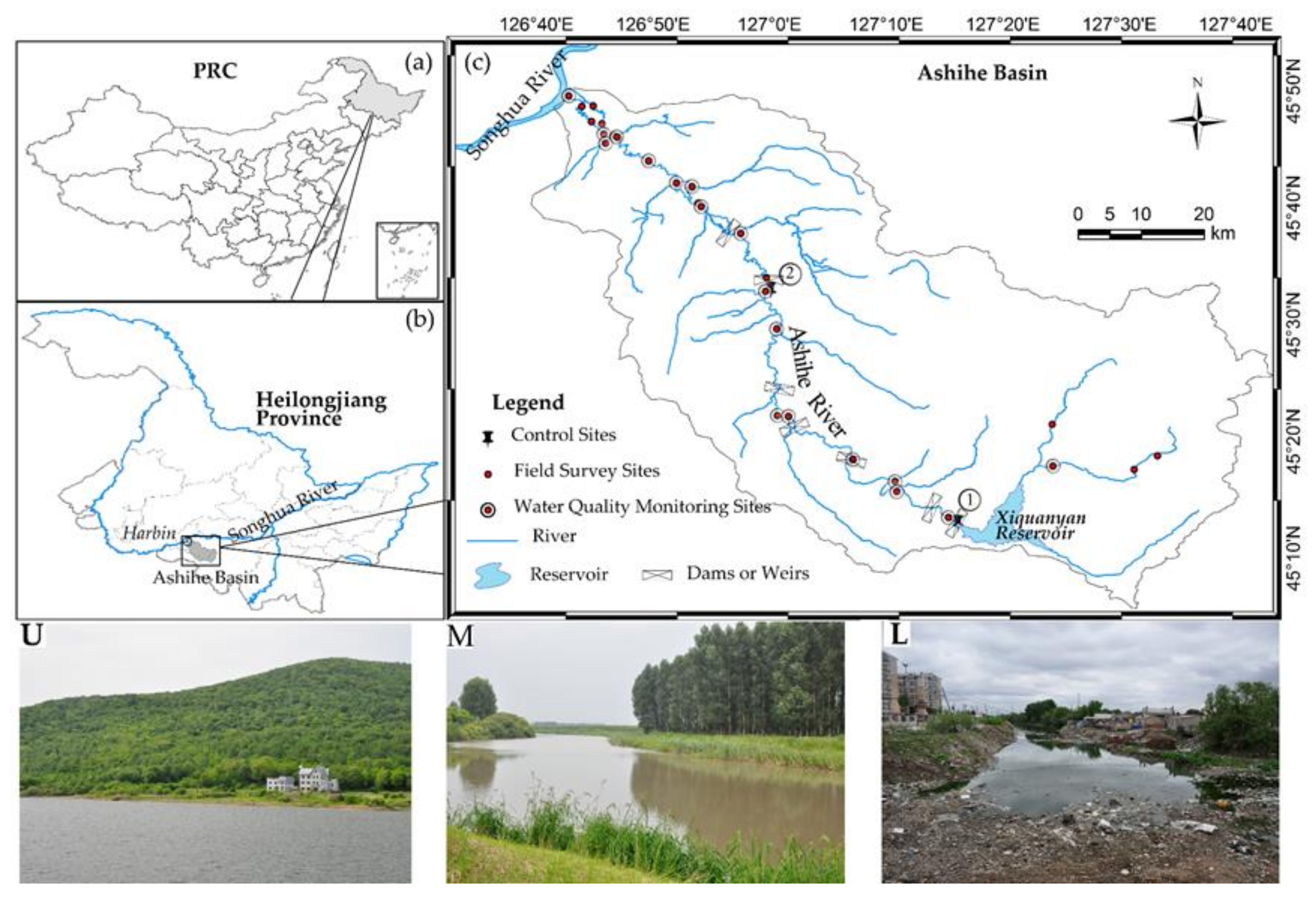 Sustainability Free Full Text A Gateway To Successful River Restorations A Pre Assessment Framework On The River Ecosystem In Northeast China Html