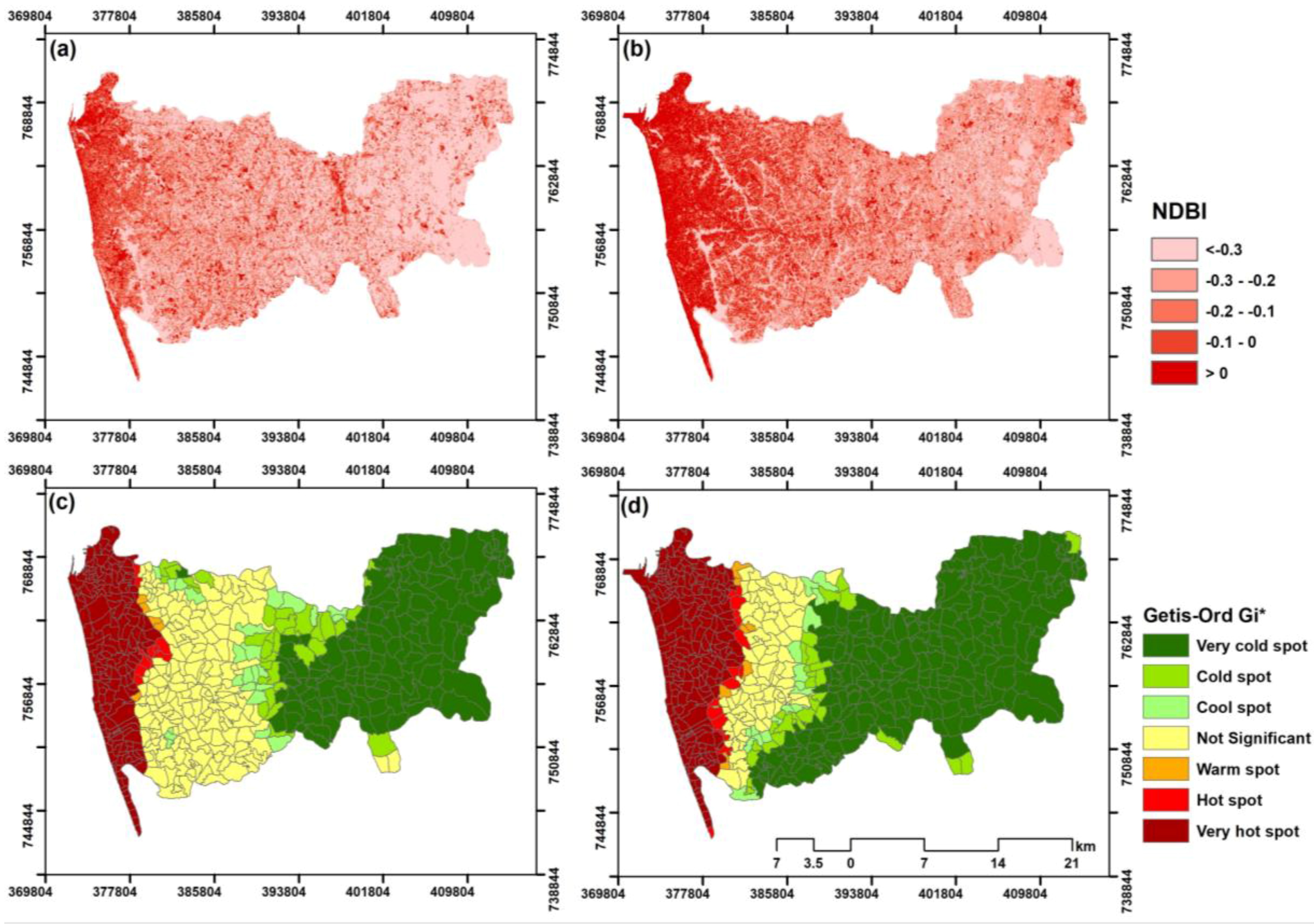 Sustainability | Free Full-Text | Spatial Changes of Urban ...
